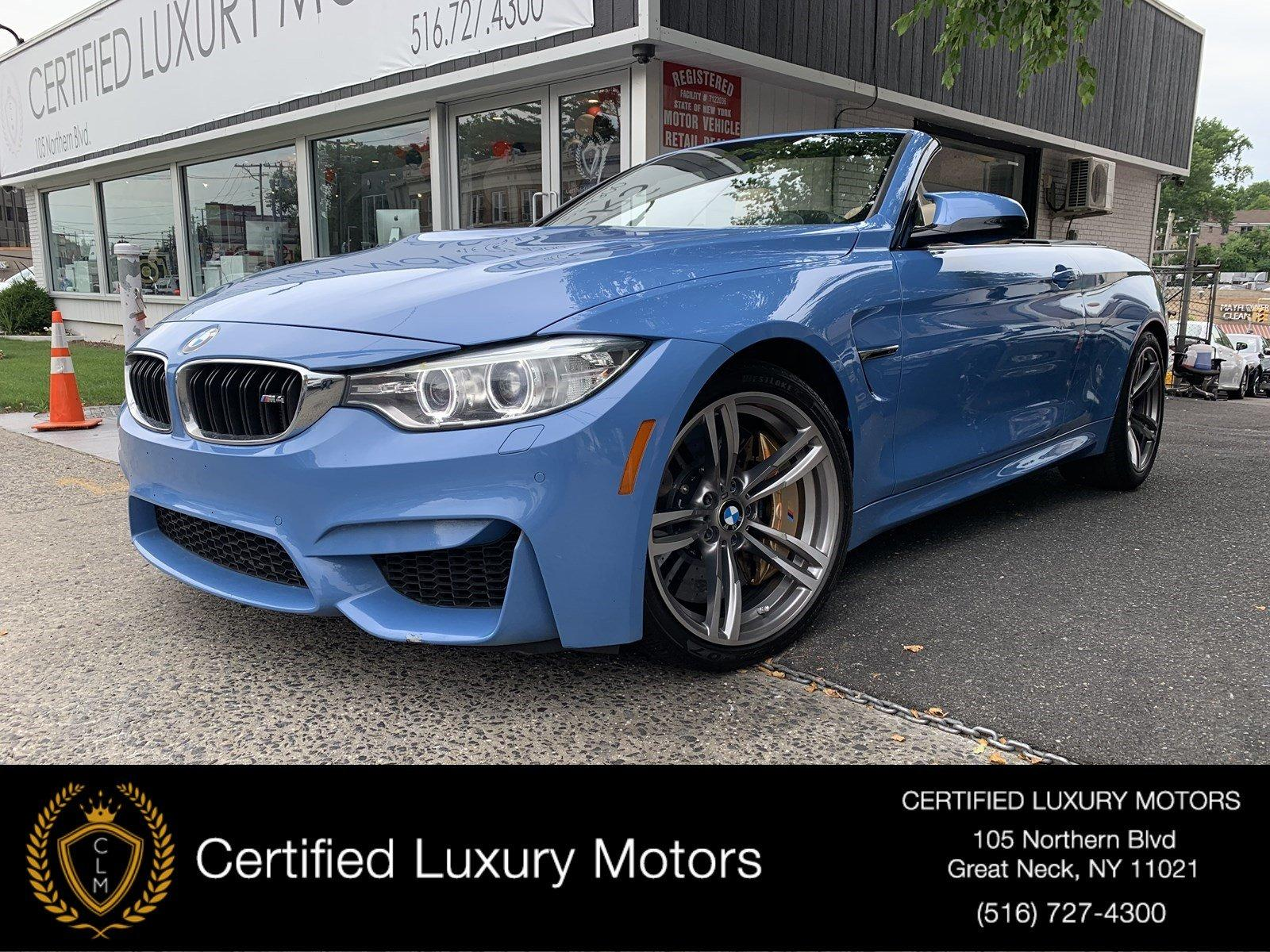Used 2015 BMW M4  | Great Neck, NY