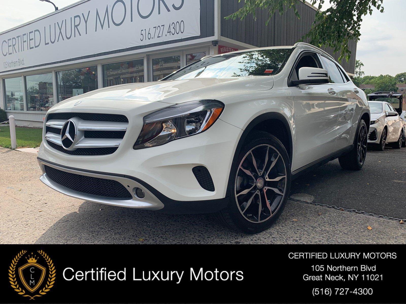 Used 2016 Mercedes-Benz GLA GLA 250 | Great Neck, NY