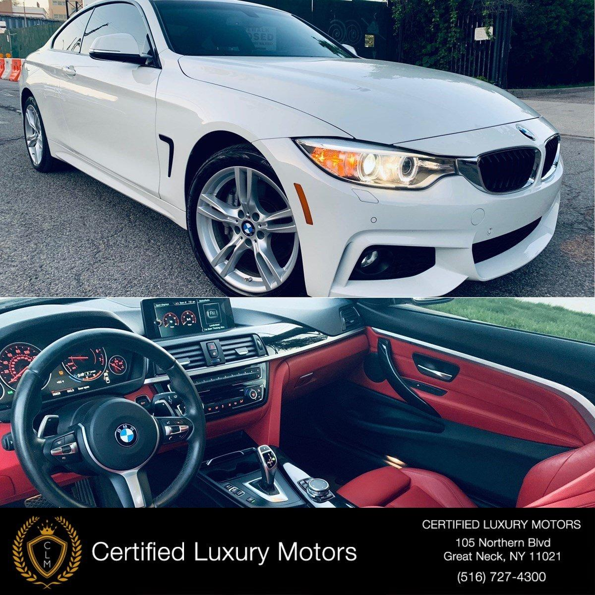 2017 Bmw 4 Series 430i Xdrive M Sport Red Interior Navi Stock 0781 For Sale Near Great Neck Ny Ny Bmw Dealer