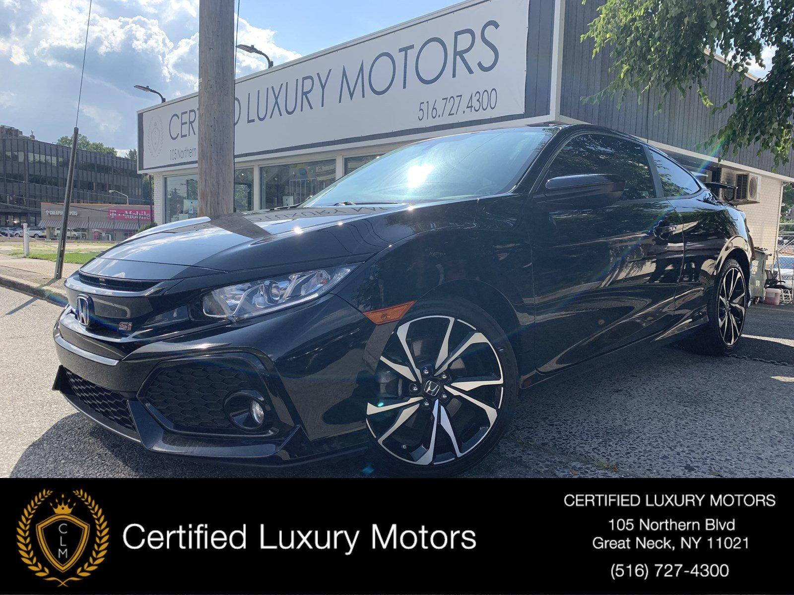 Used 2018 Honda Civic Si Coupe  | Great Neck, NY