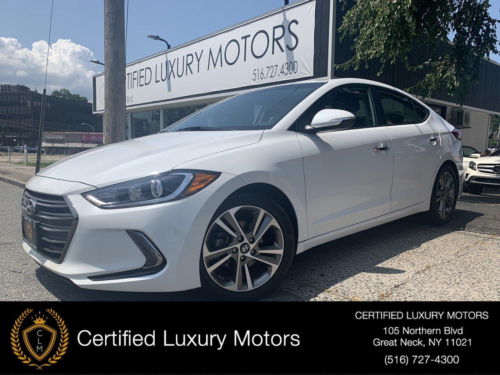 Used 2017 Hyundai Elantra Limited | Great Neck, NY