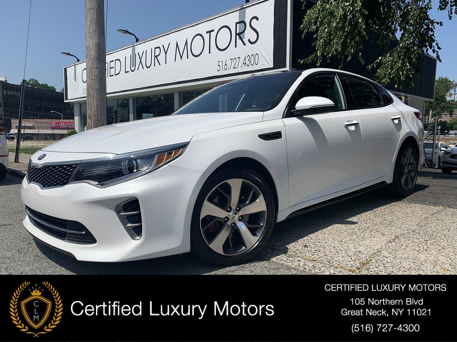 Used 2016 Kia Optima SX Turbo | Great Neck, NY