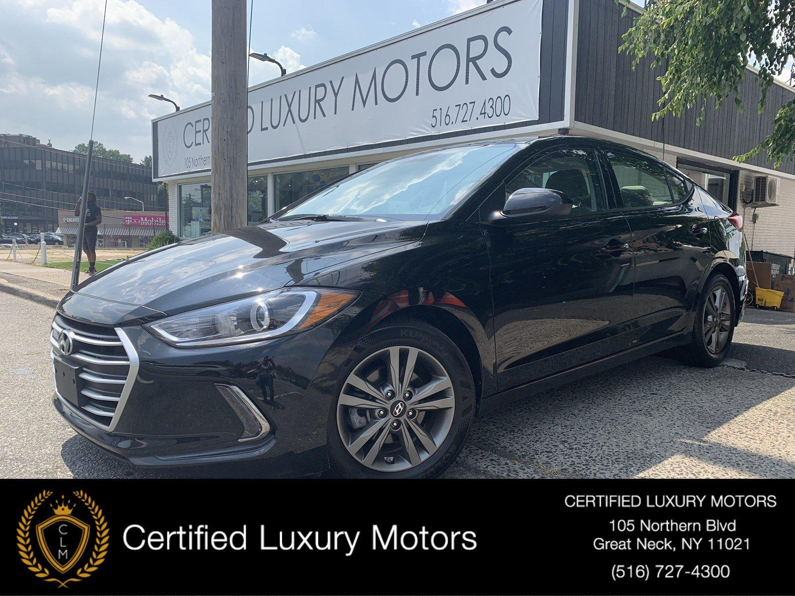Used 2017 Hyundai Elantra SE | Great Neck, NY
