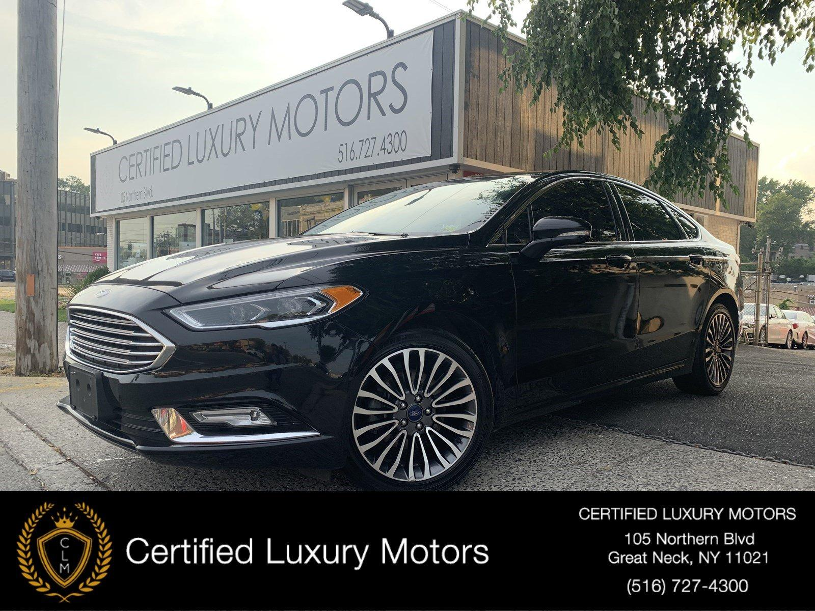 Used 2017 Ford Fusion SE | Great Neck, NY
