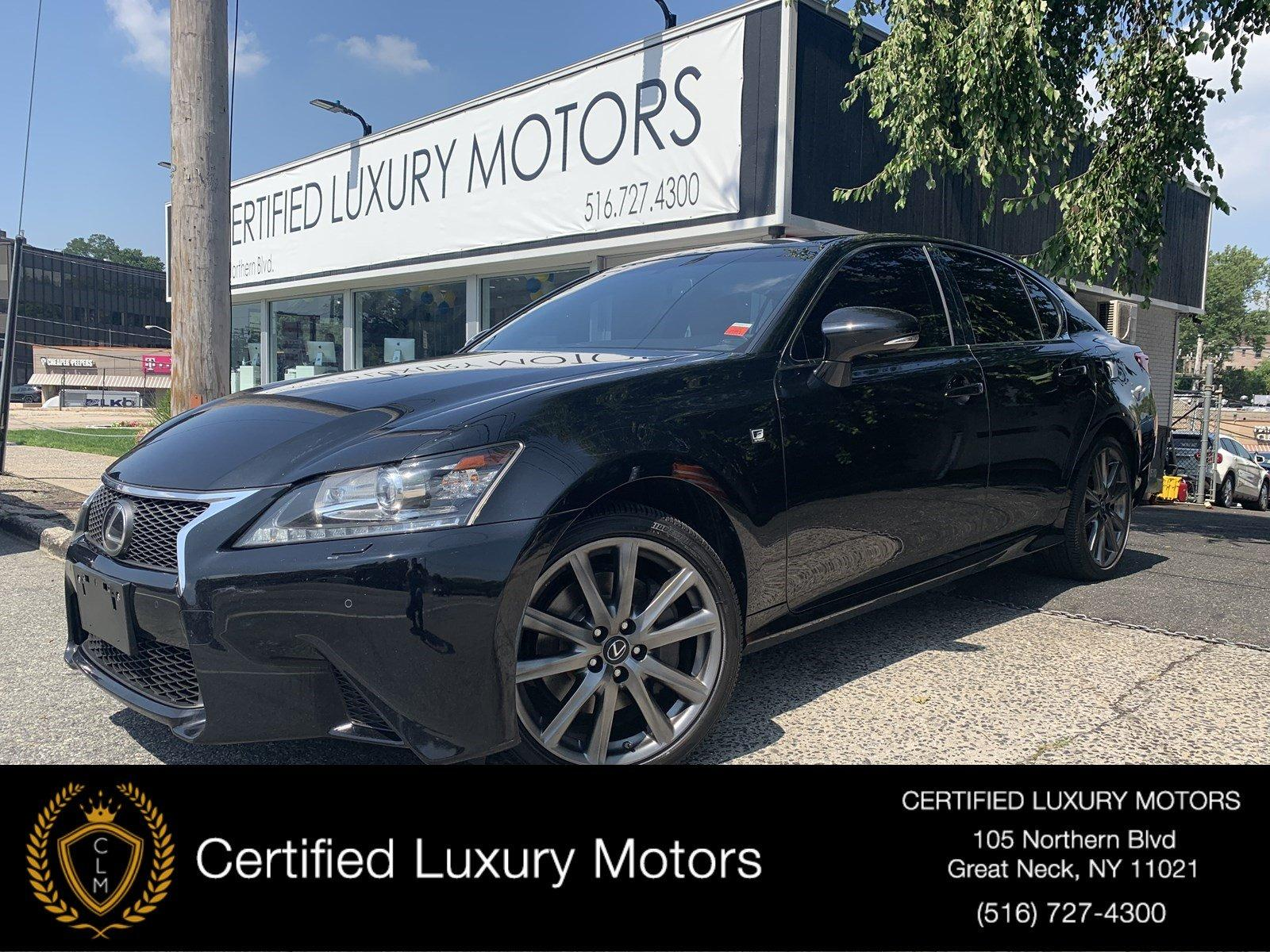 Used 2014 Lexus GS 350 AWD F-Sport (Red Interior)  | Great Neck, NY
