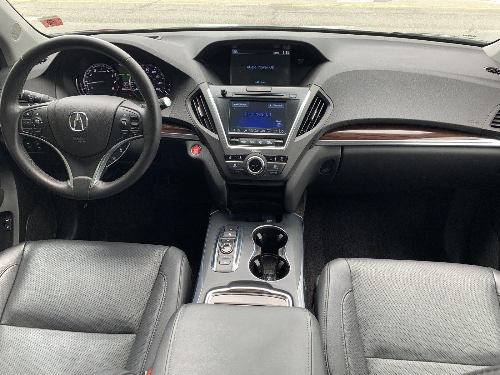 Used-2016-Acura-MDX-w/Advance