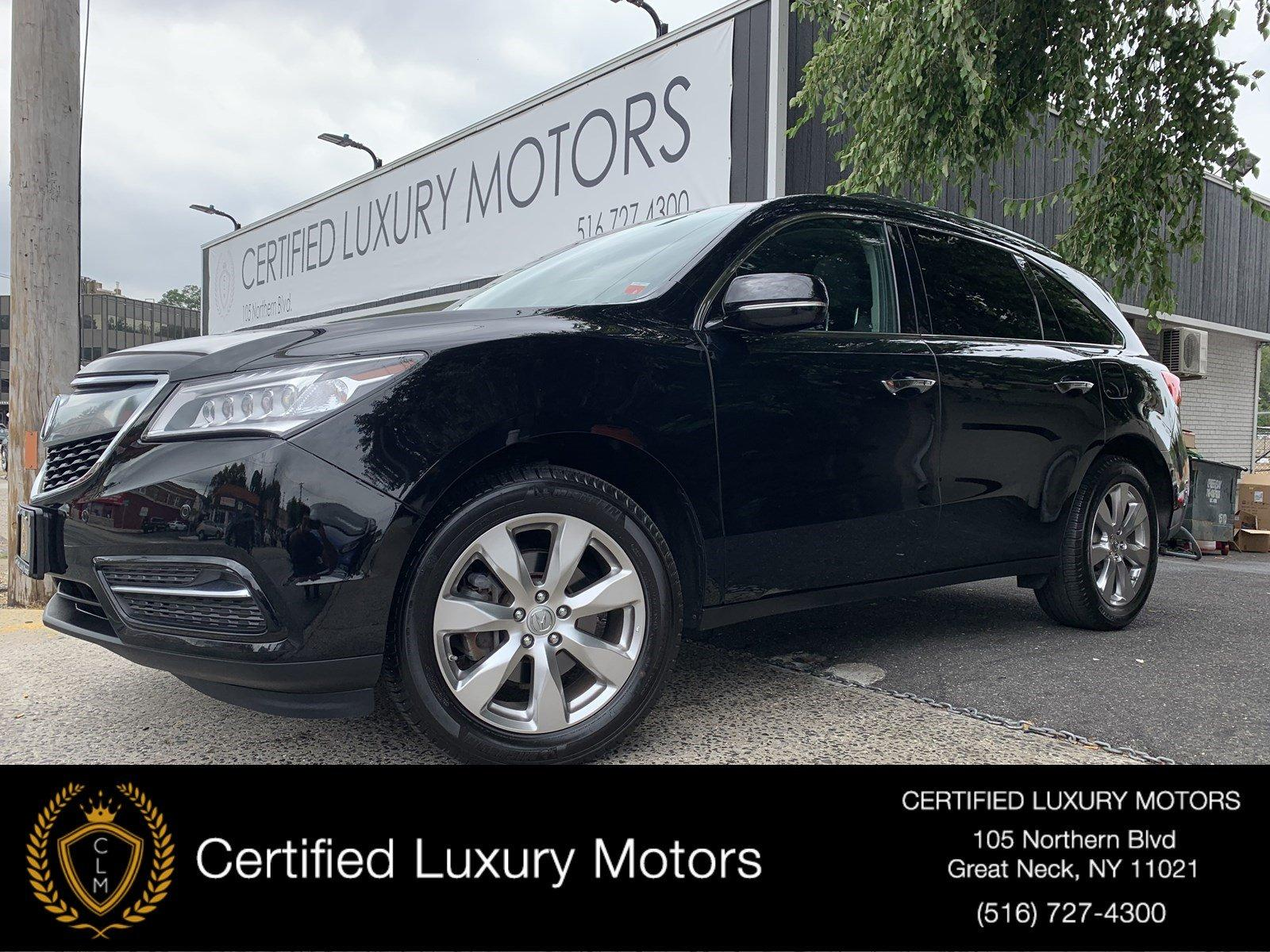 Used 2016 Acura MDX w/Advance | Great Neck, NY