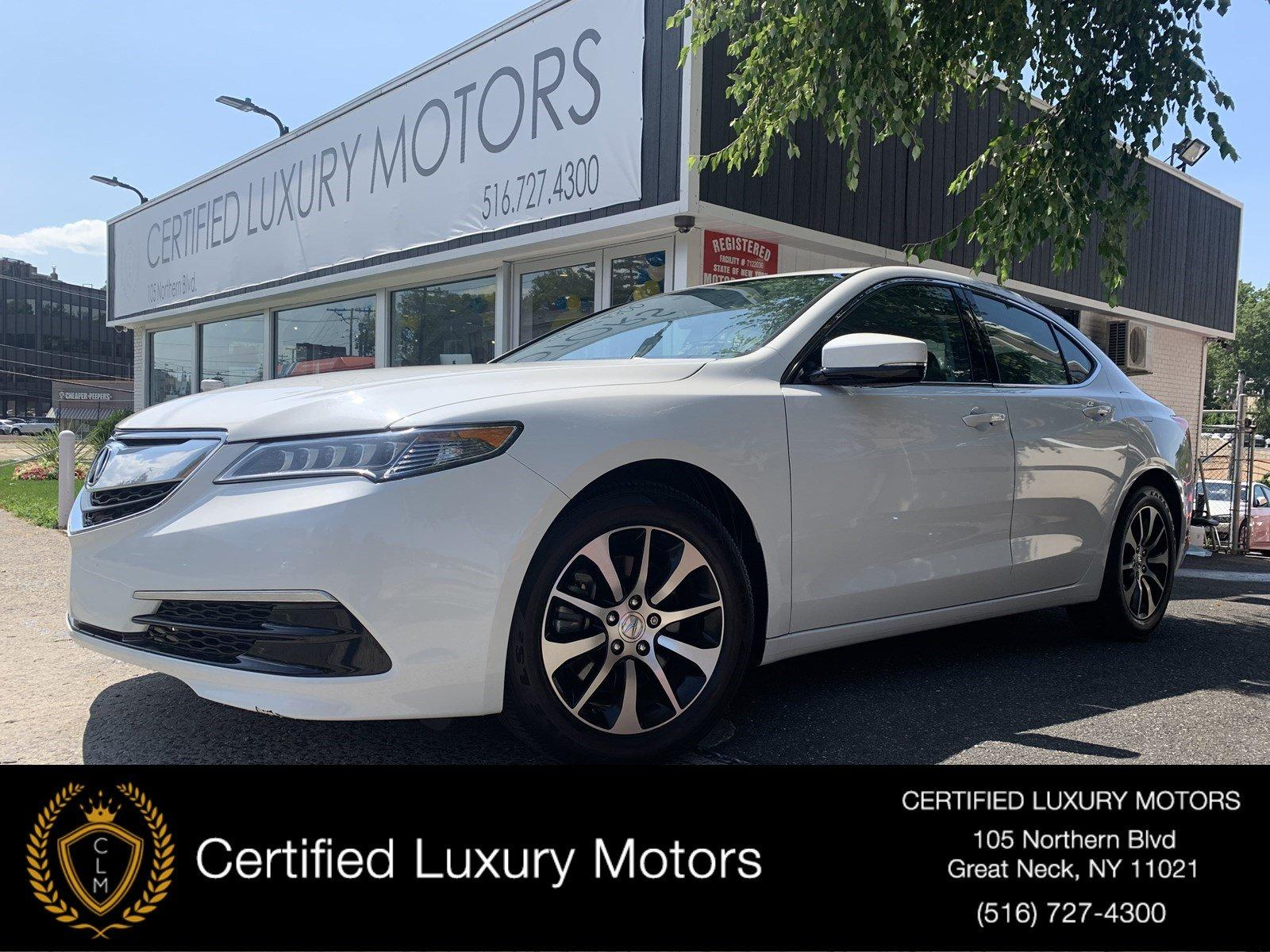 Used 2017 Acura TLX  | Great Neck, NY