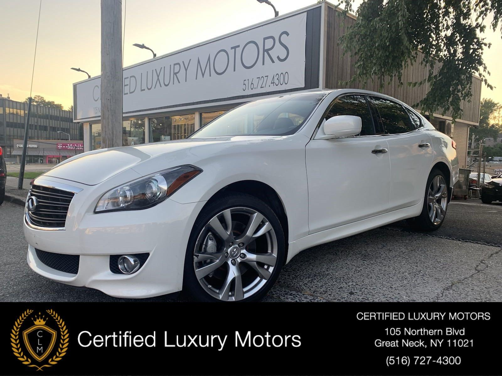Used 2013 INFINITI M37xS (Sport)  | Great Neck, NY
