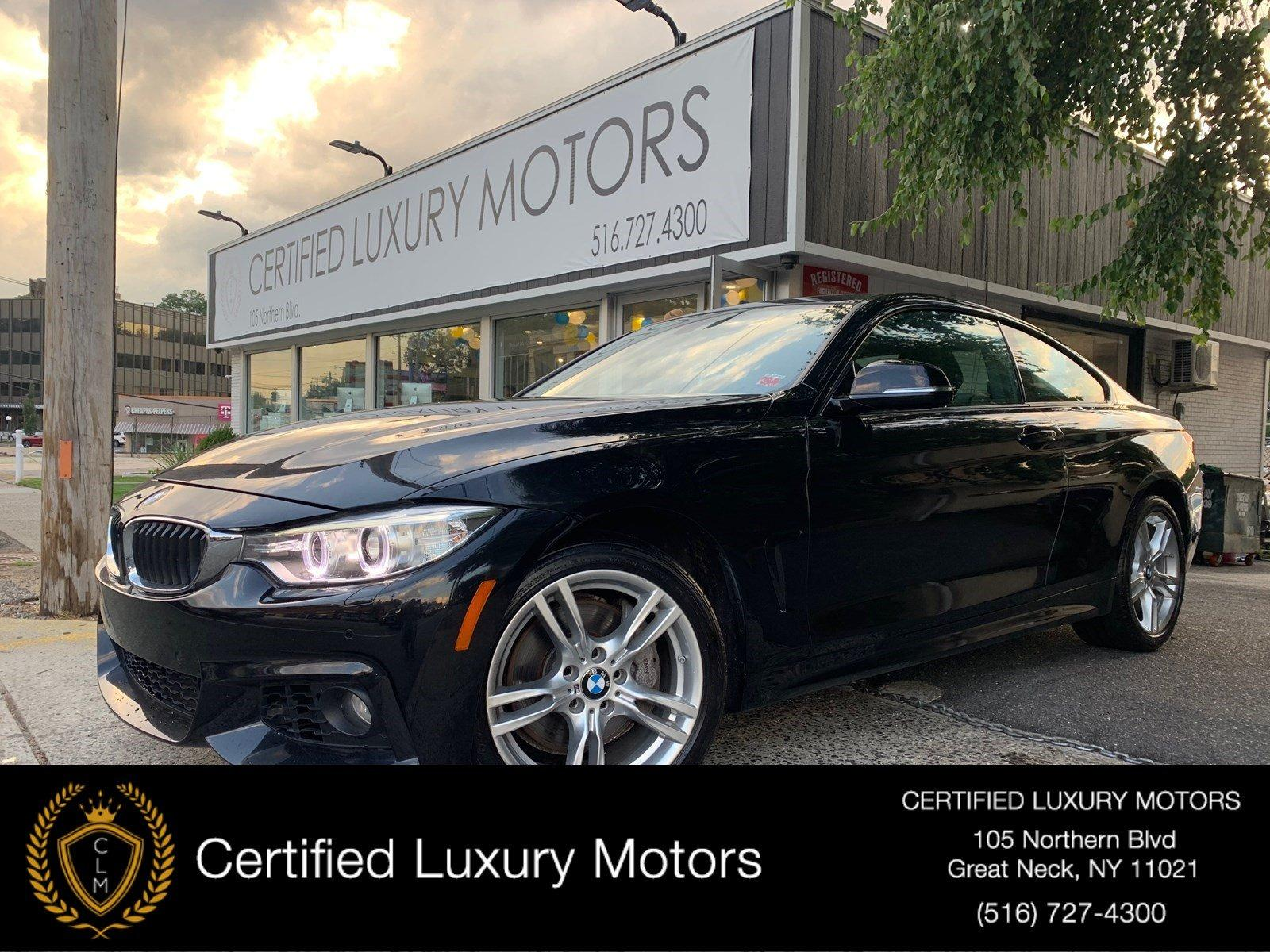 Used 2016 BMW 4 Series 435i xDrive | Great Neck, NY