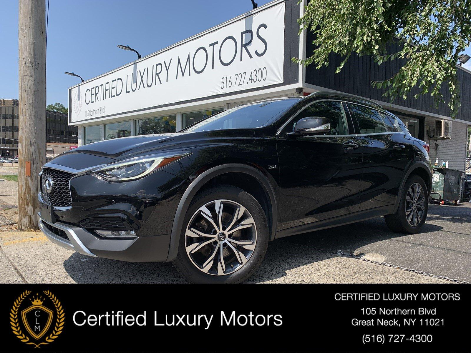 Used 2017 INFINITI QX30 Premium | Great Neck, NY