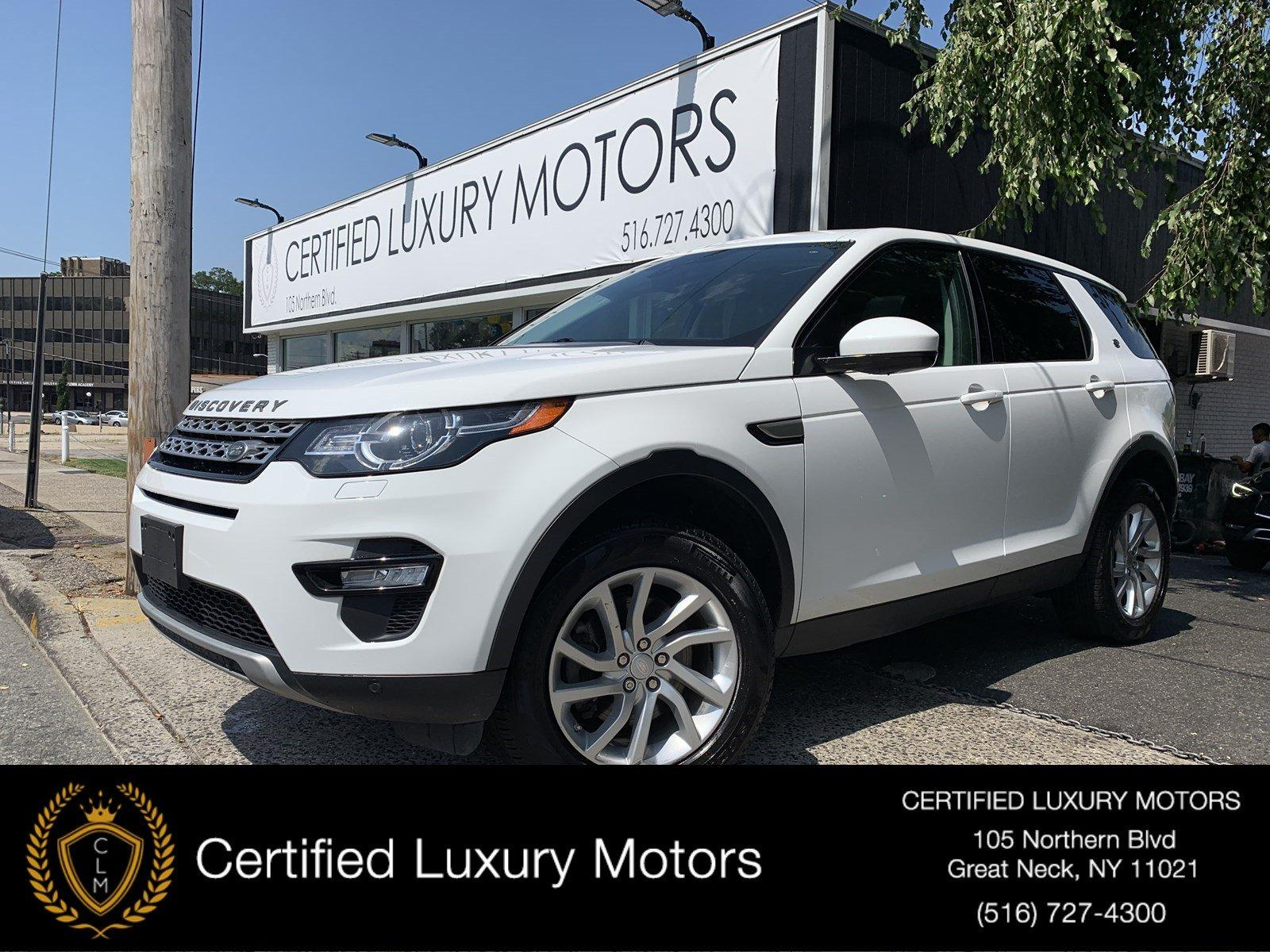 Used 2016 Land Rover Discovery Sport HSE | Great Neck, NY