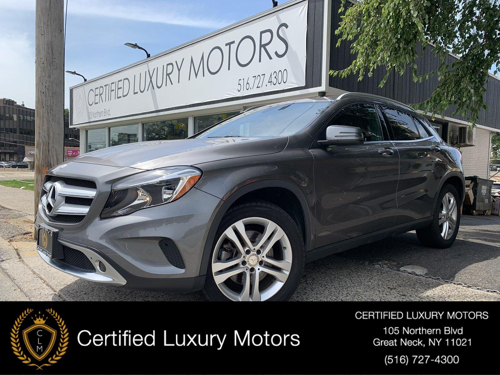 Used 2017 Mercedes-Benz GLA 250 | Great Neck, NY