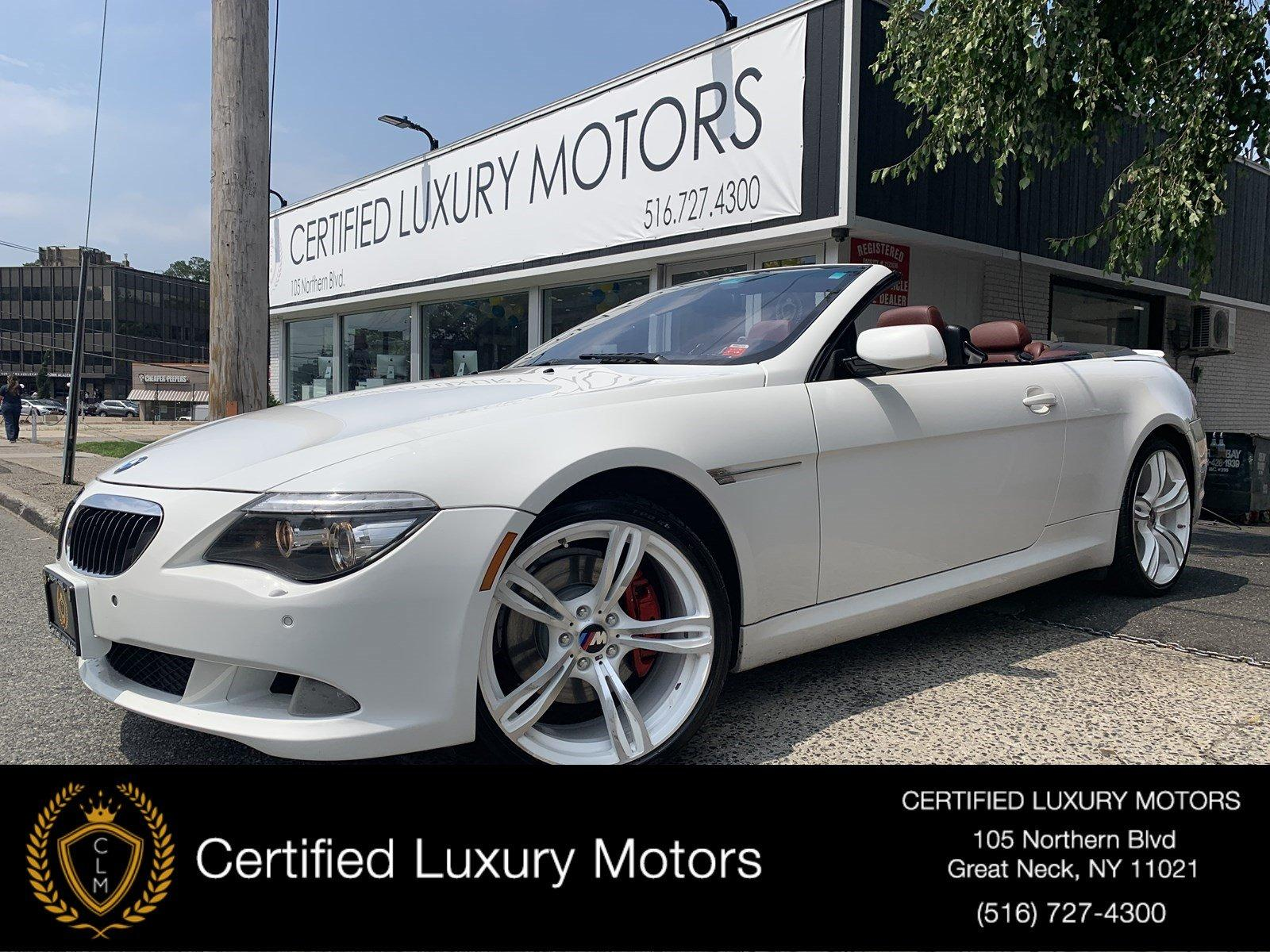 Used 2008 BMW 6 Series 650i | Great Neck, NY
