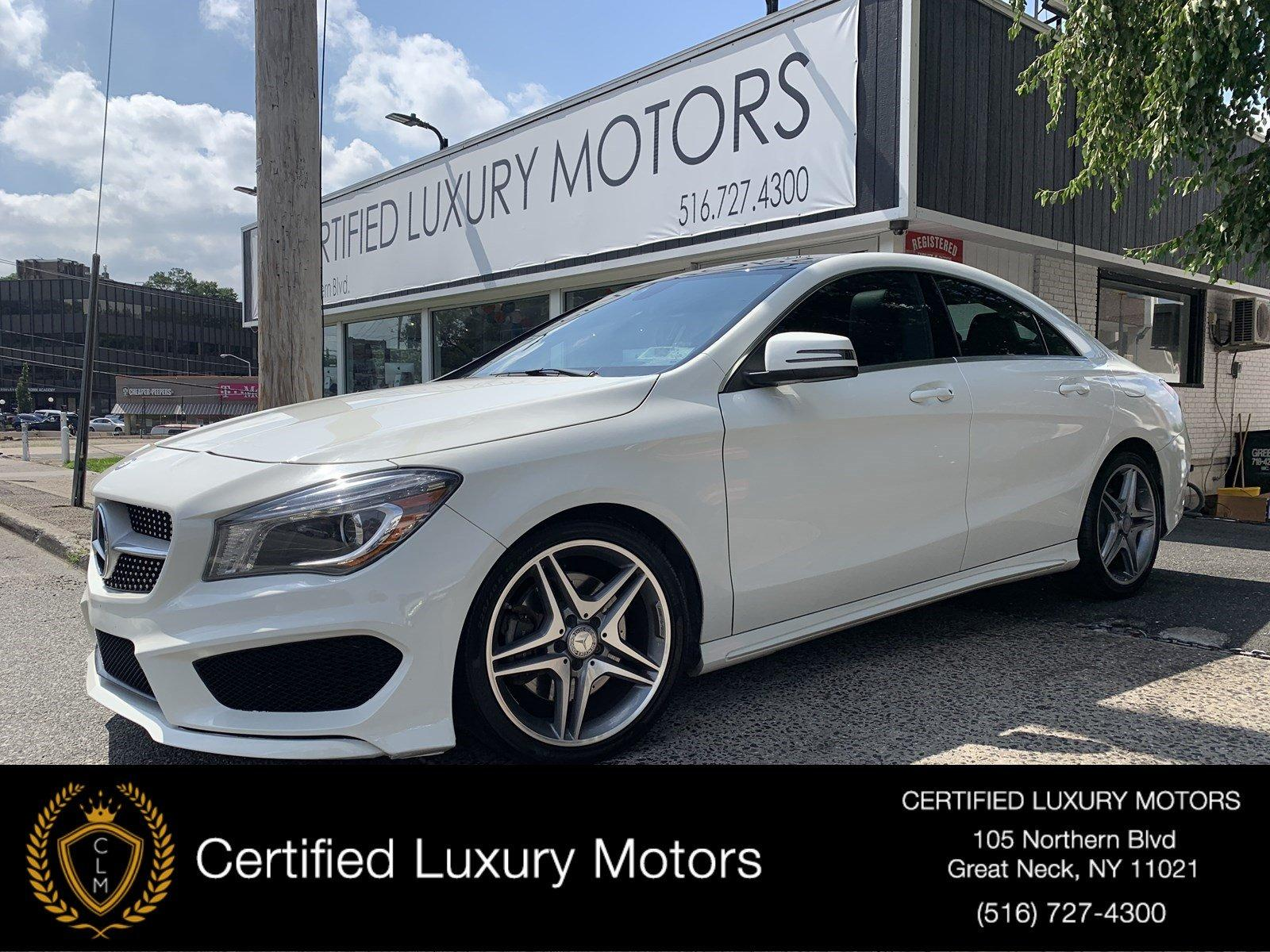 Used 2014 Mercedes-Benz CLA-Class CLA 250 | Great Neck, NY