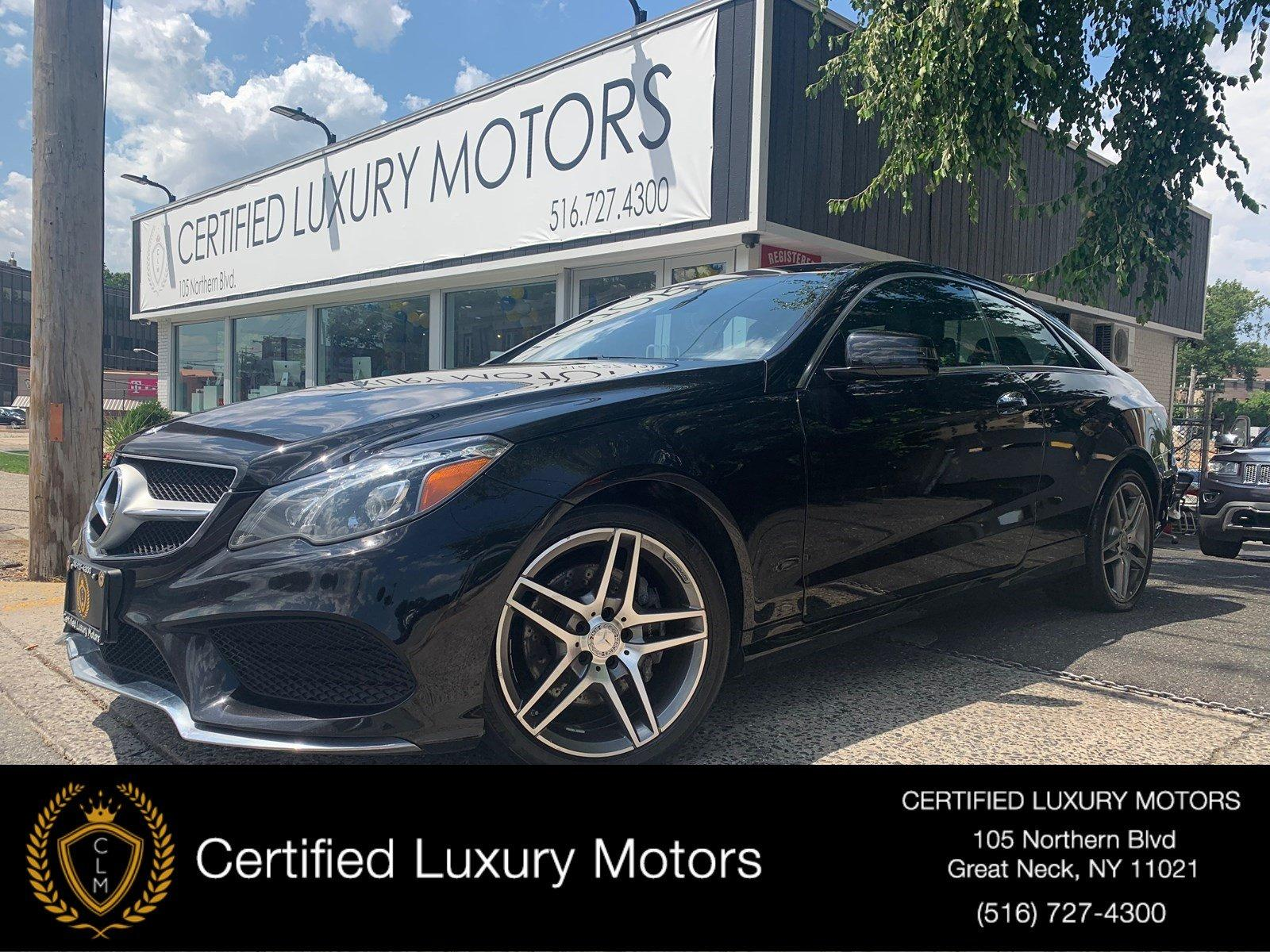 Used 2016 Mercedes-Benz E-Class E 400 | Great Neck, NY