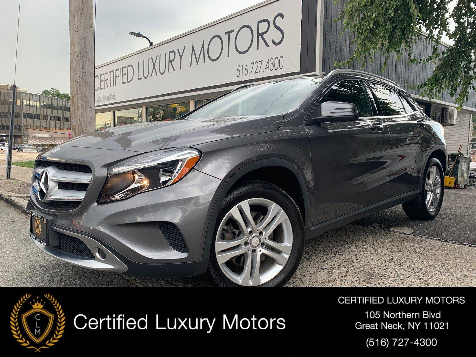Used 2017 Mercedes-Benz GLA GLA 250 | Great Neck, NY