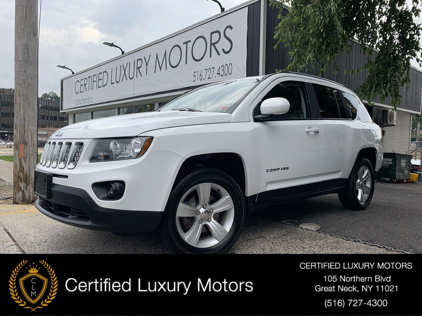 Used 2016 Jeep Compass Latitude | Great Neck, NY