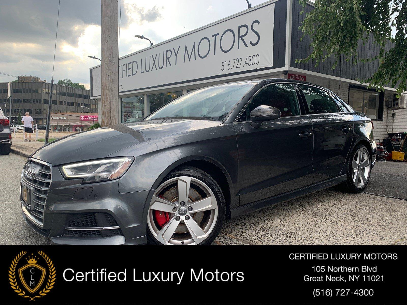 Used 2017 Audi S3 Premium Plus | Great Neck, NY