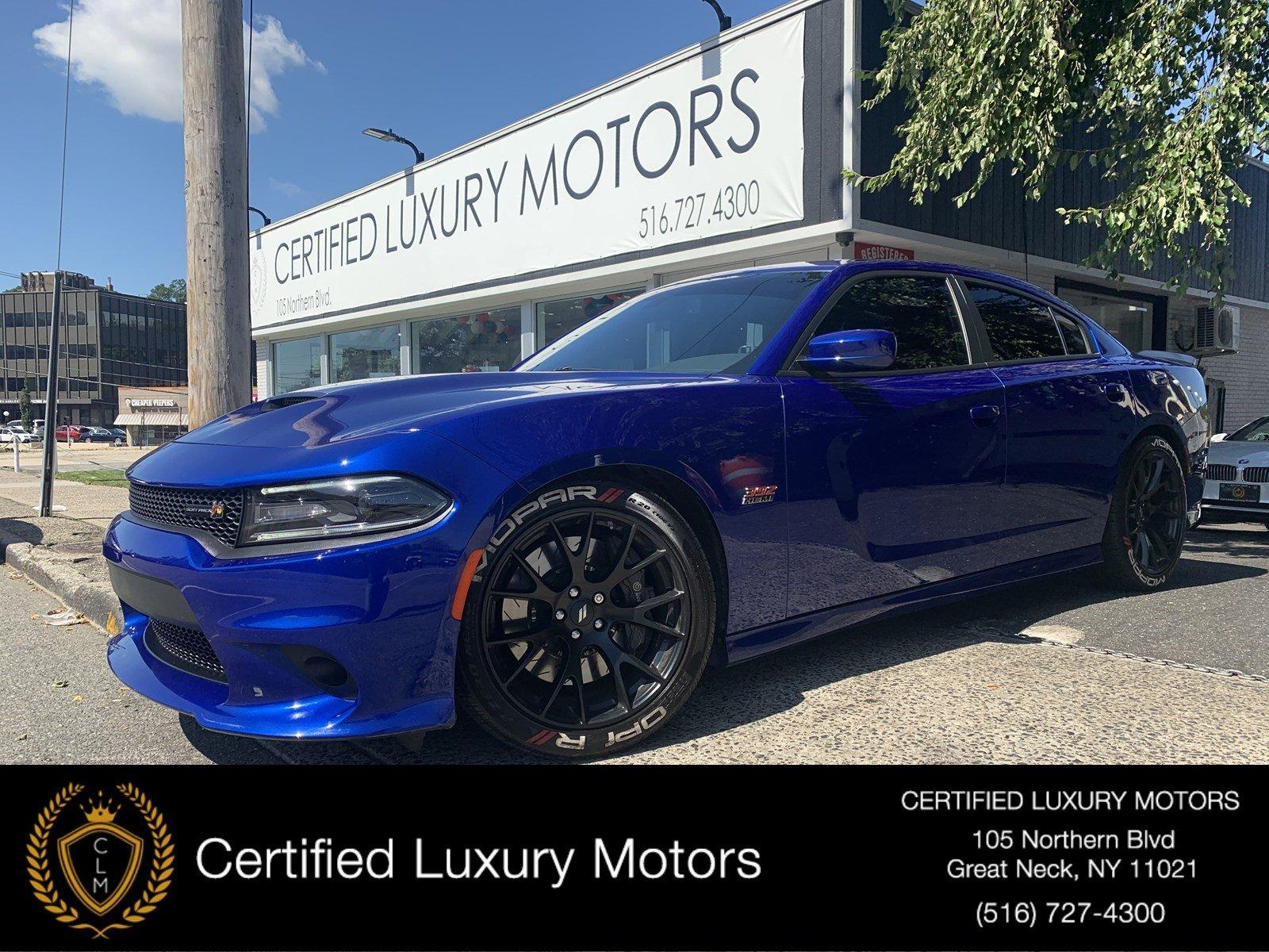 Used 2018 Dodge Charger R/T Scat Pack | Great Neck, NY