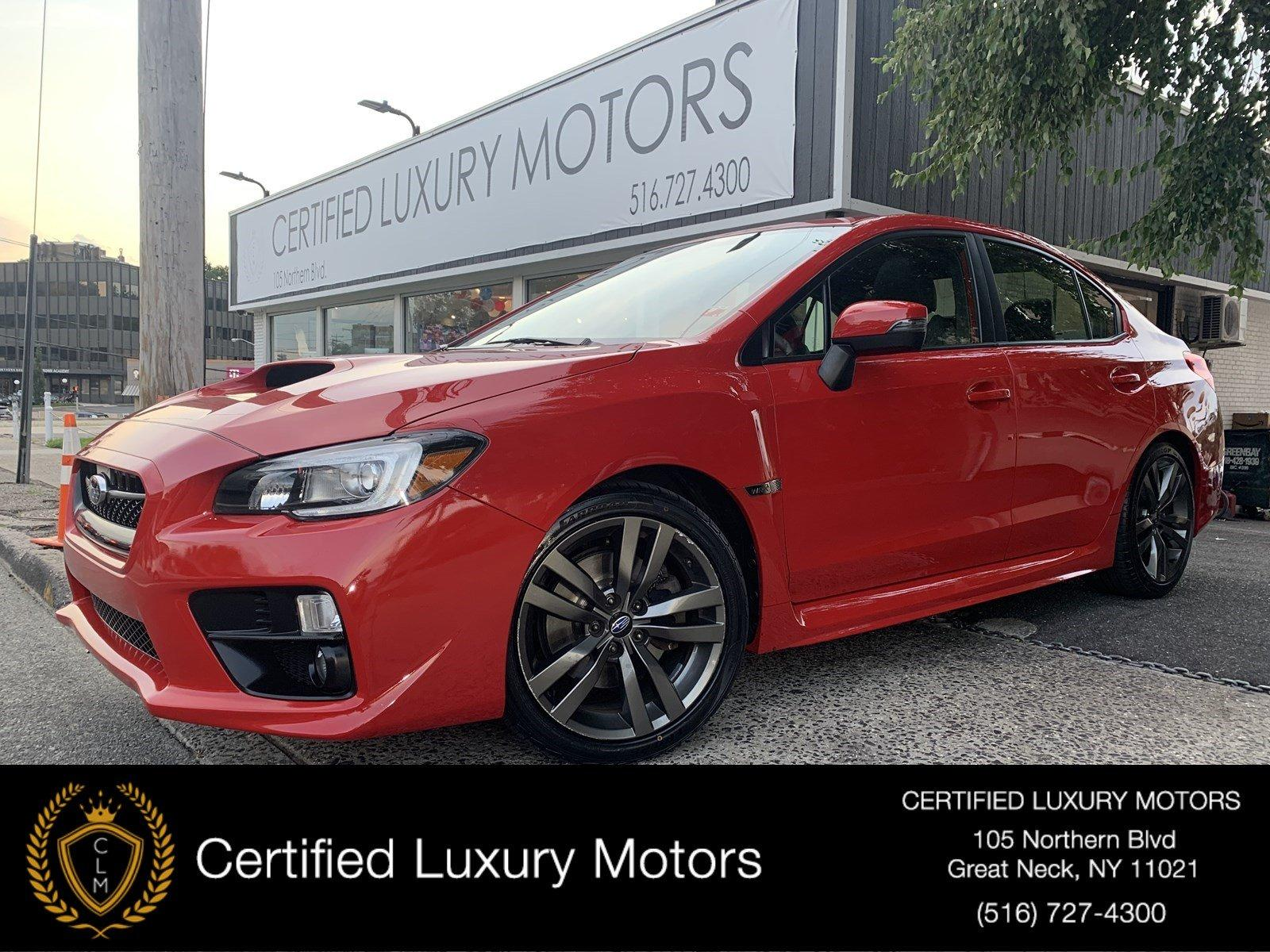 Used 2016 Subaru WRX Limited | Great Neck, NY