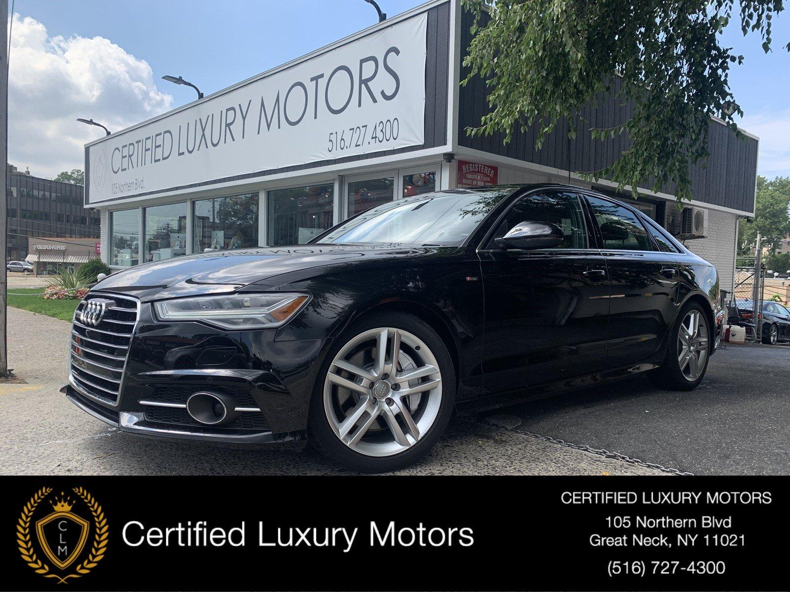 Used 2016 Audi A6 2.0T Premium Plus (Loaded/Brown Interior) | Great Neck, NY