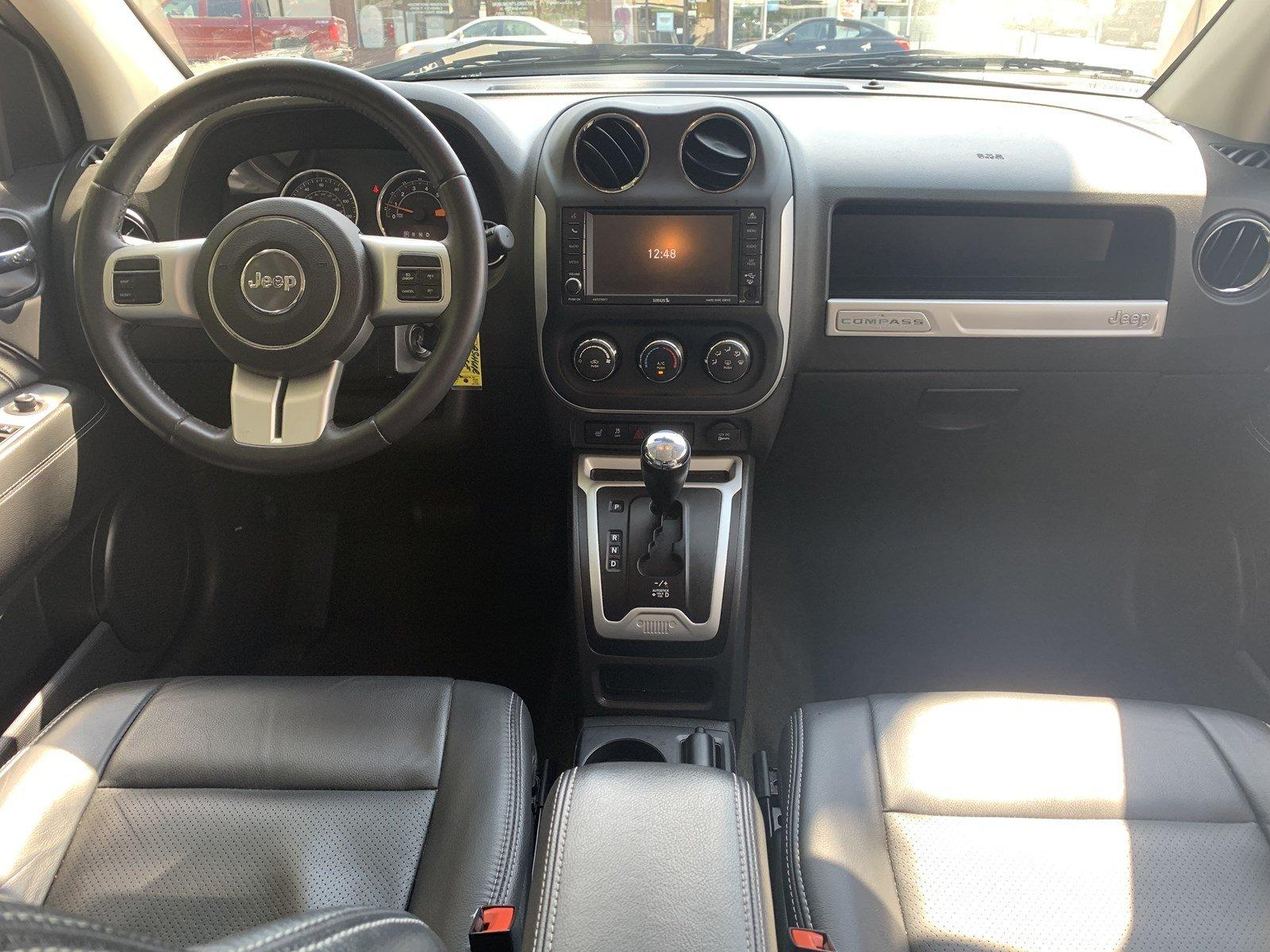 Used-2016-Jeep-Compass-High-Altitude-Edition