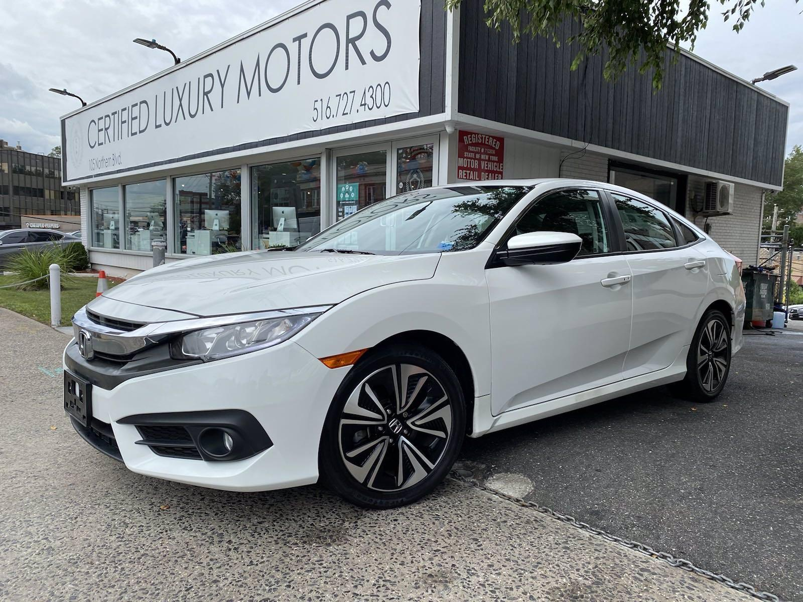 Used 2017 Honda Civic Sedan EX-L | Great Neck, NY
