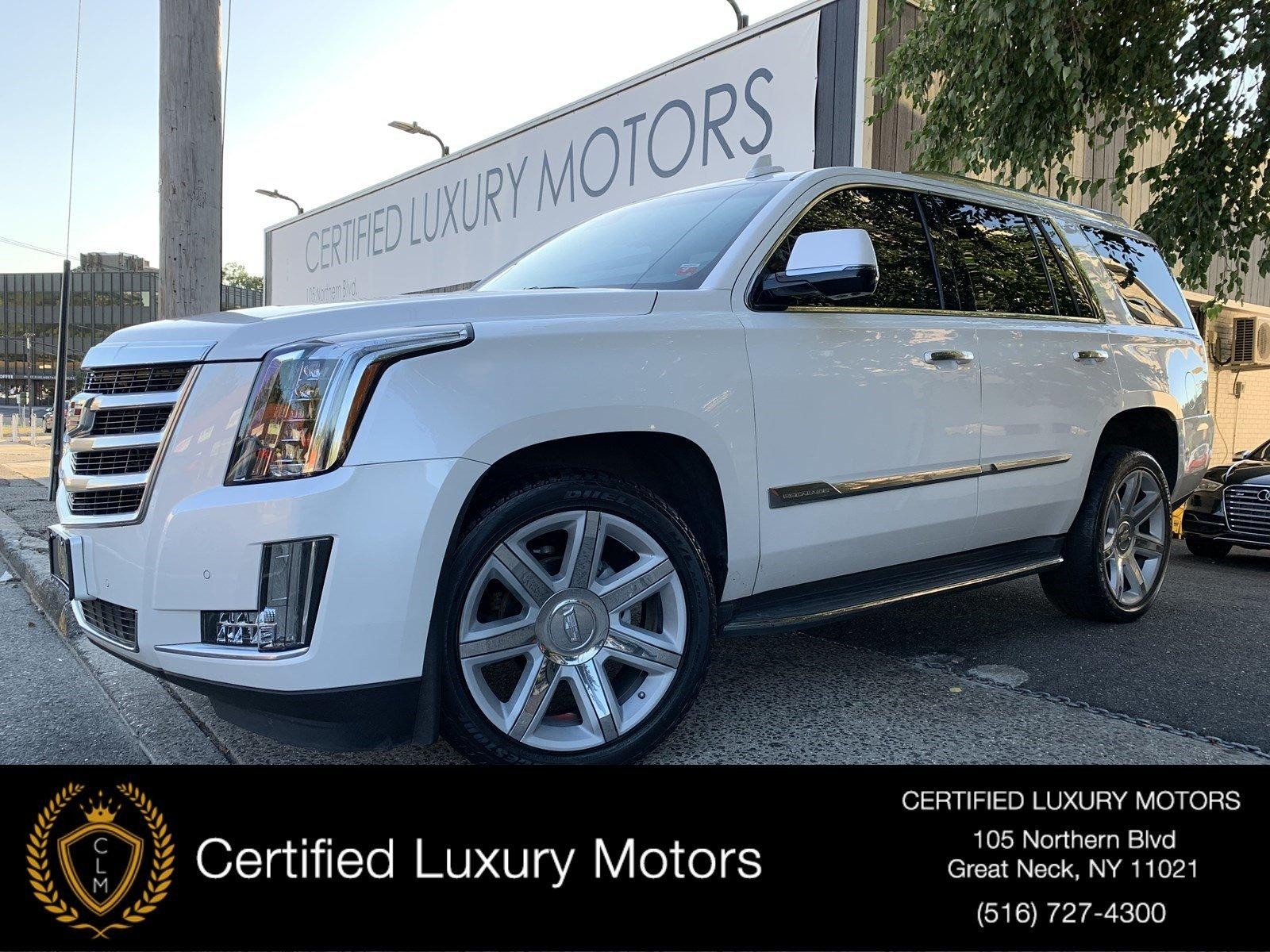 Used 2016 Cadillac Escalade Luxury Collection | Great Neck, NY