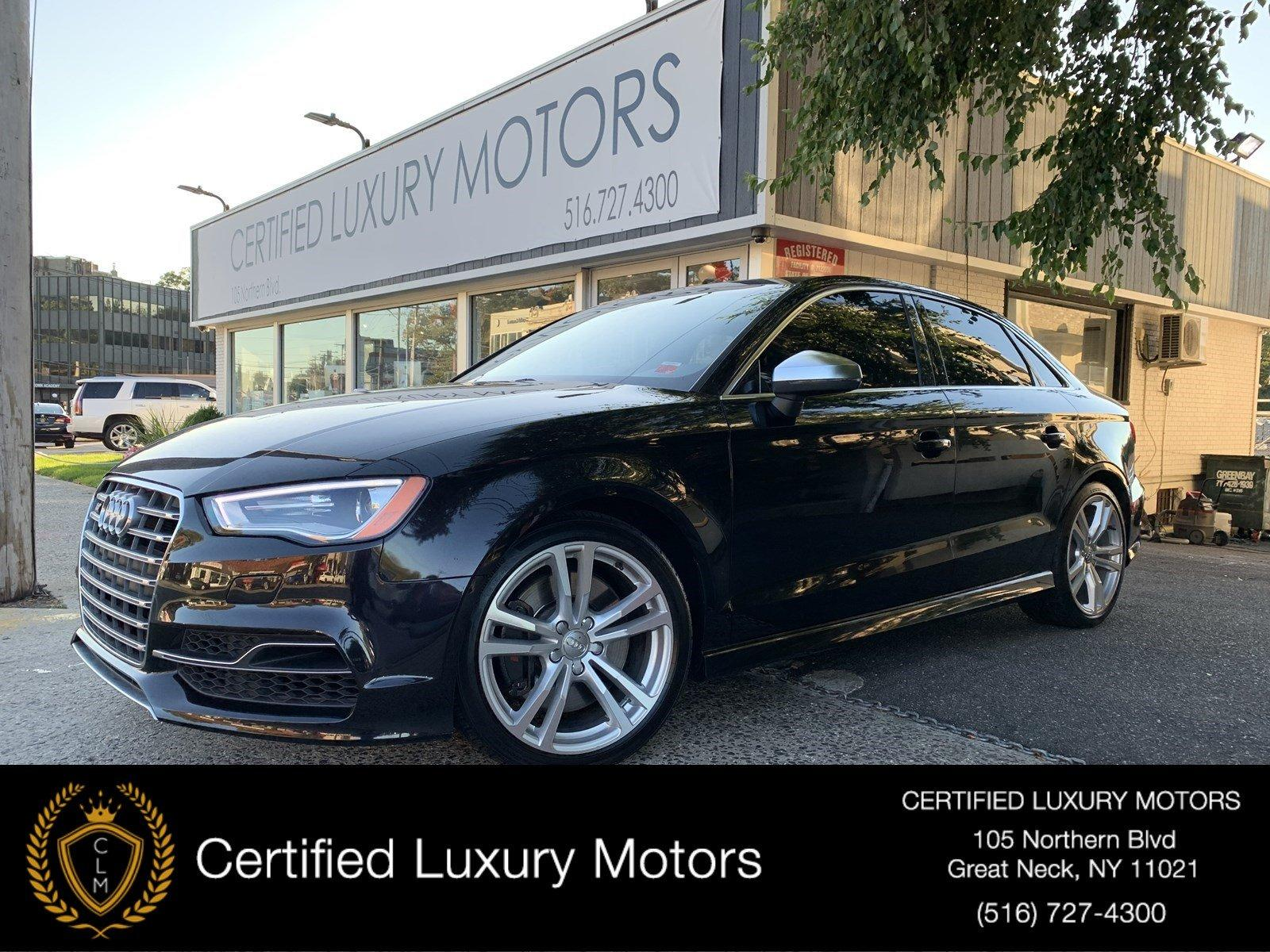Used 2015 Audi S3 2.0T Premium Plus | Great Neck, NY