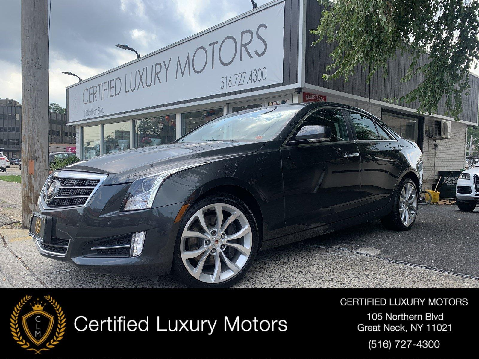 Used 2014 Cadillac ATS Premium AWD | Great Neck, NY