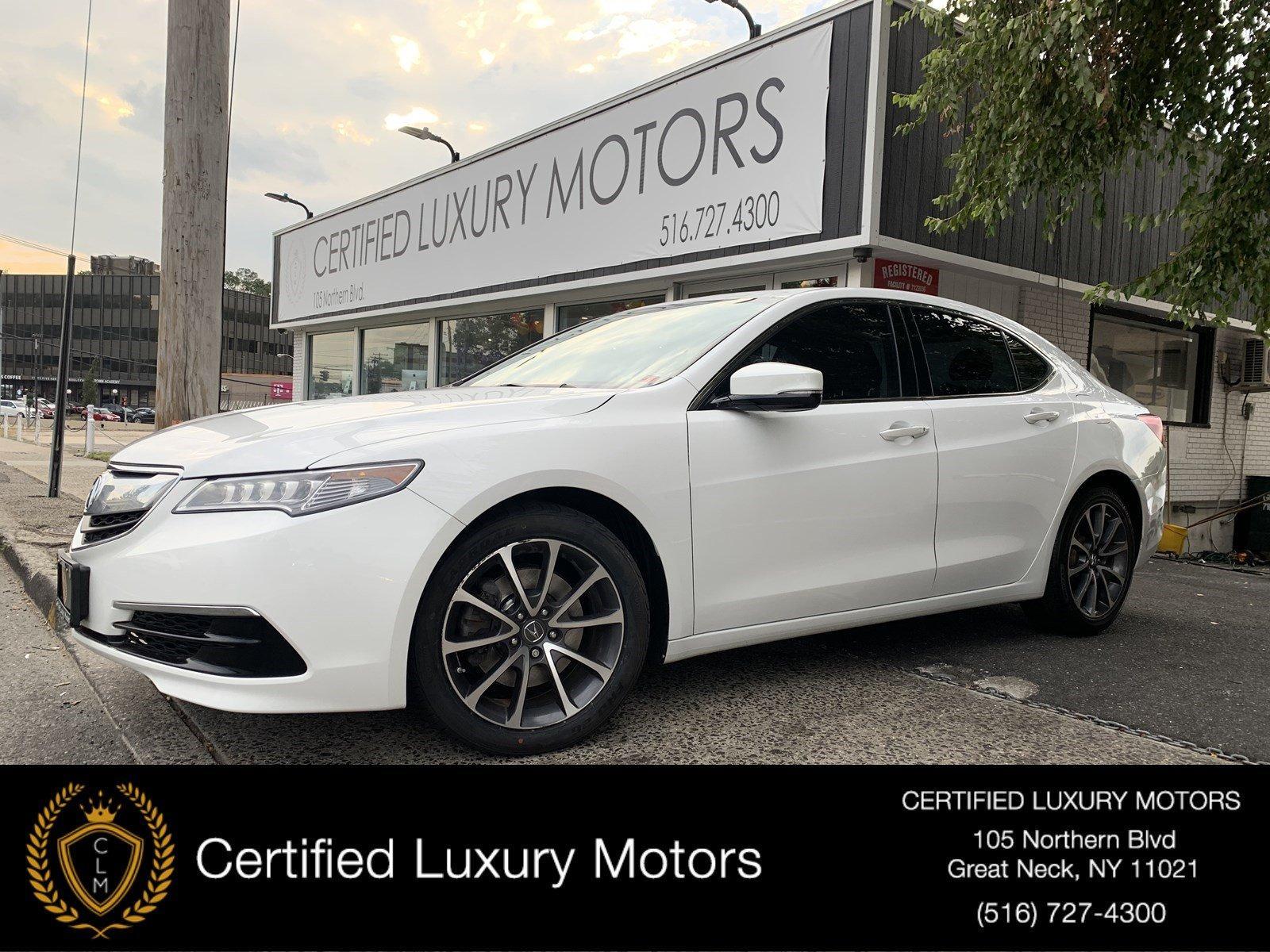Used 2016 Acura TLX V6 | Great Neck, NY