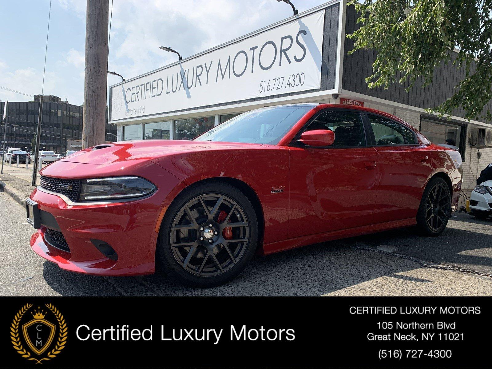 Used 2016 Dodge Charger R/T Scat Pack | Great Neck, NY