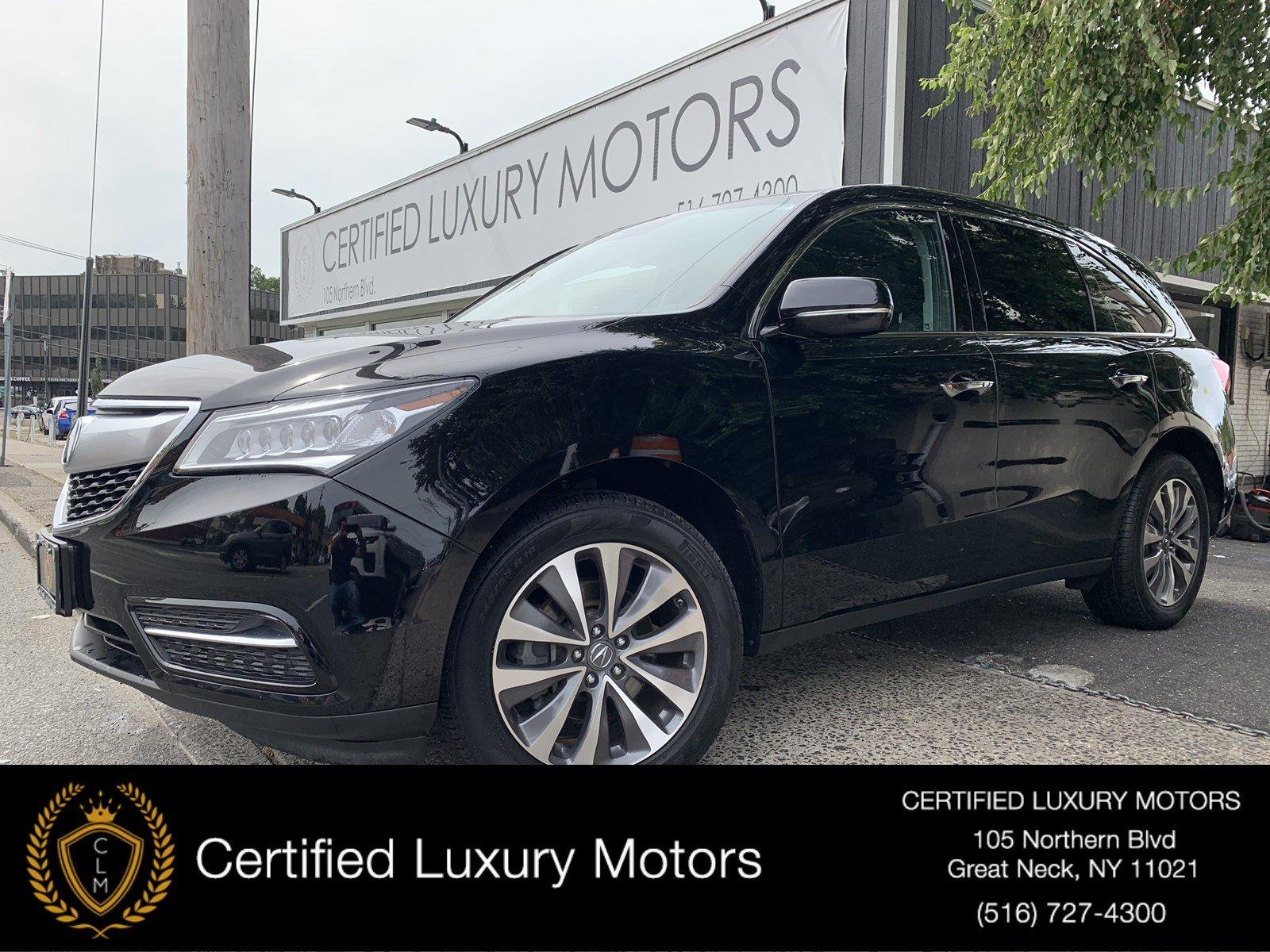 Used 2016 Acura MDX w/Tech | Great Neck, NY
