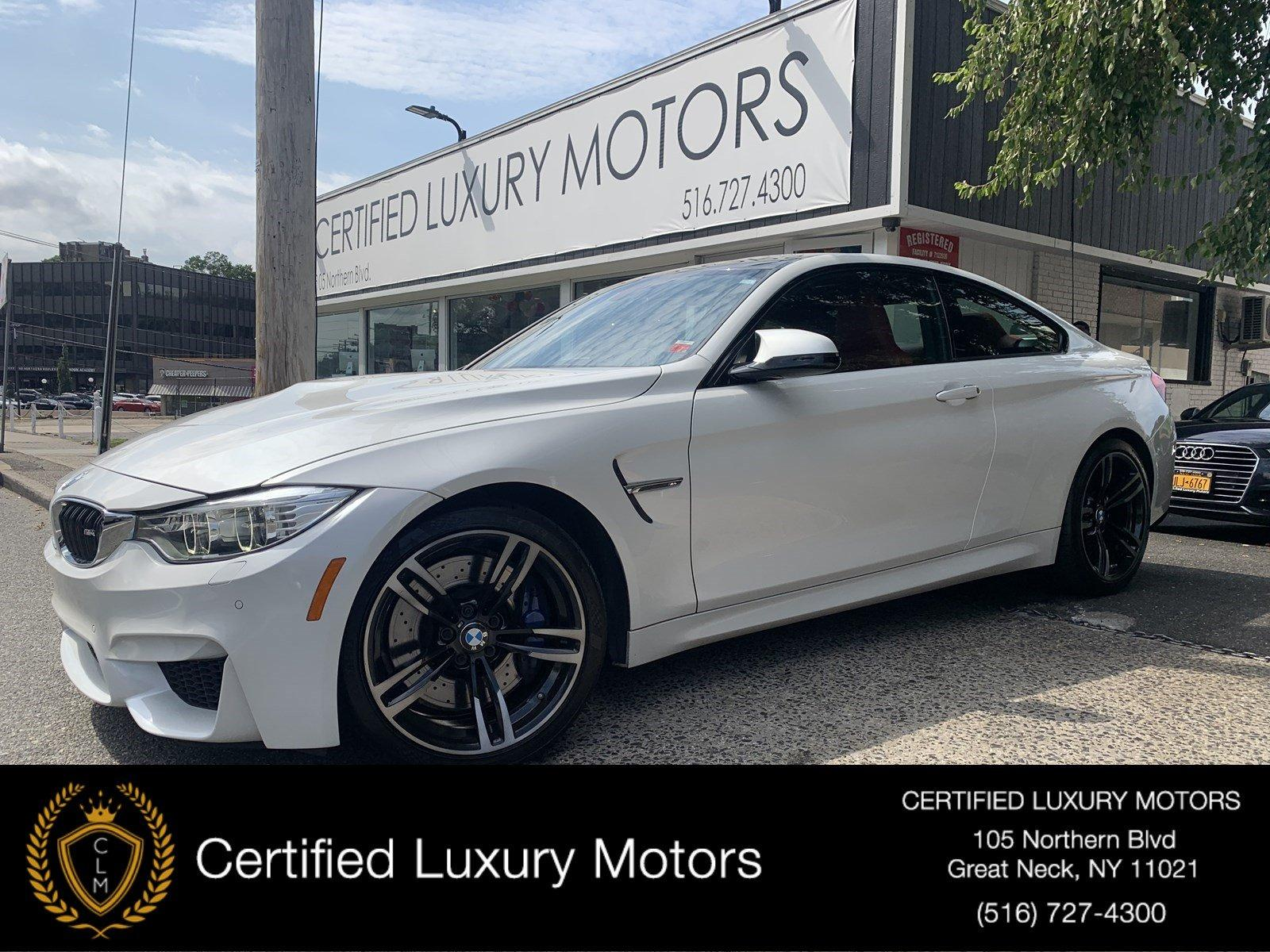 Used 2016 BMW M4  | Great Neck, NY