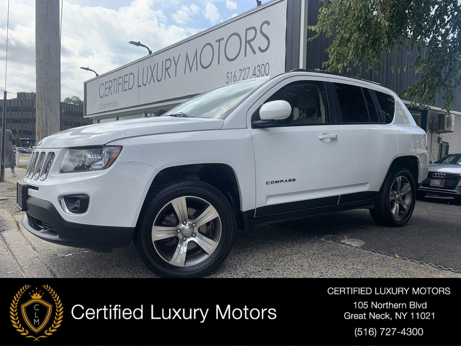 Used 2017 Jeep Compass High Altitude | Great Neck, NY