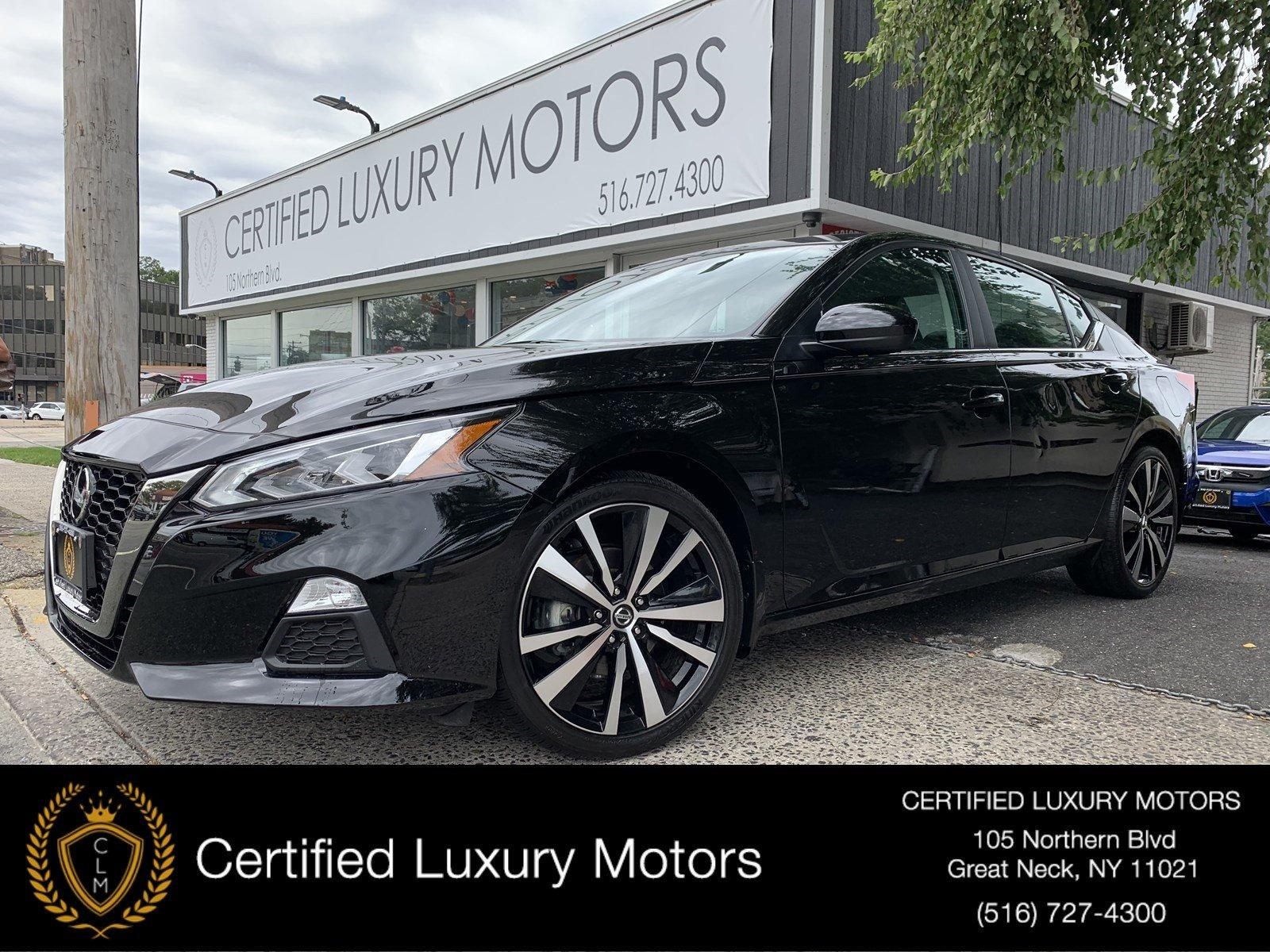 Used 2019 Nissan Altima 2.5 SR (ONLY 2K MILES!) | Great Neck, NY