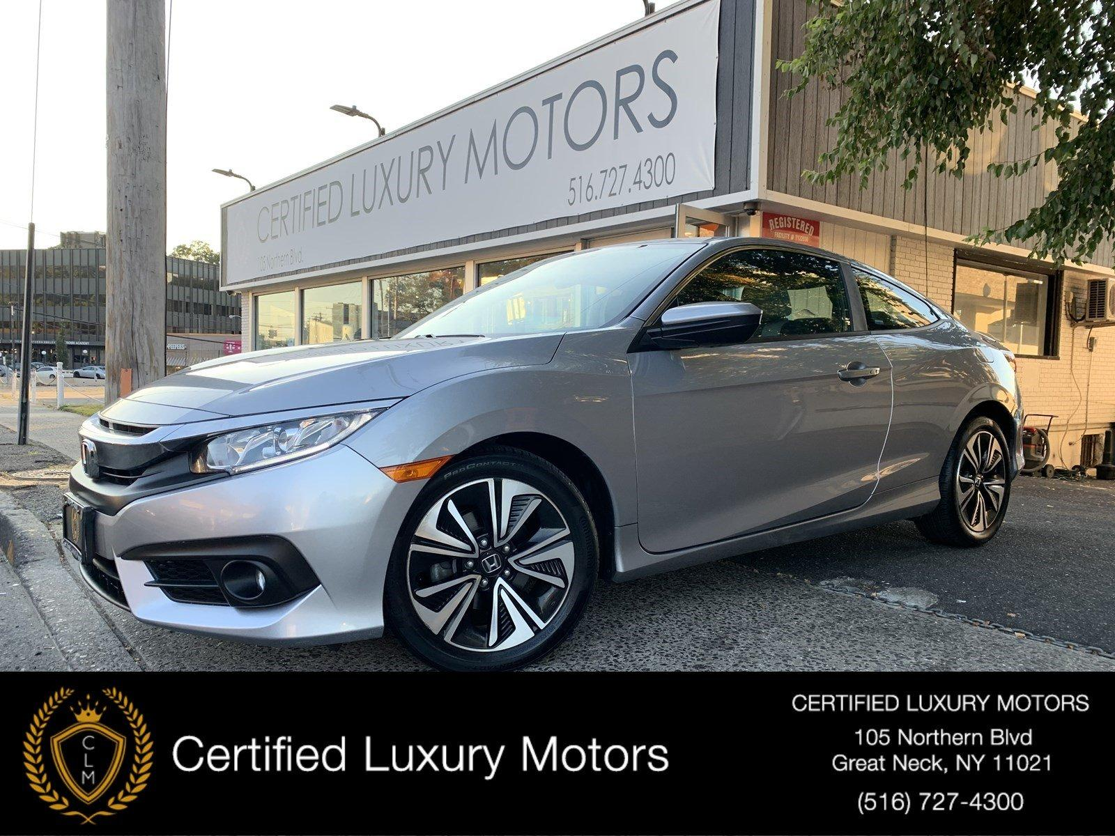 Used 2017 Honda Civic Coupe EX-T | Great Neck, NY