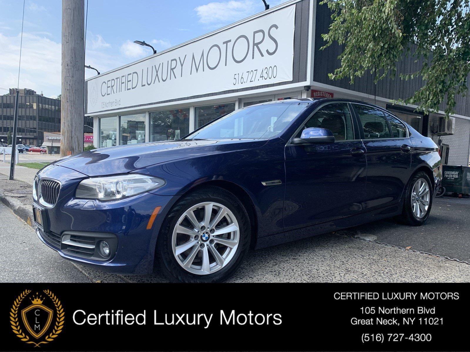 Used 2016 BMW 5 Series 528i xDrive | Great Neck, NY