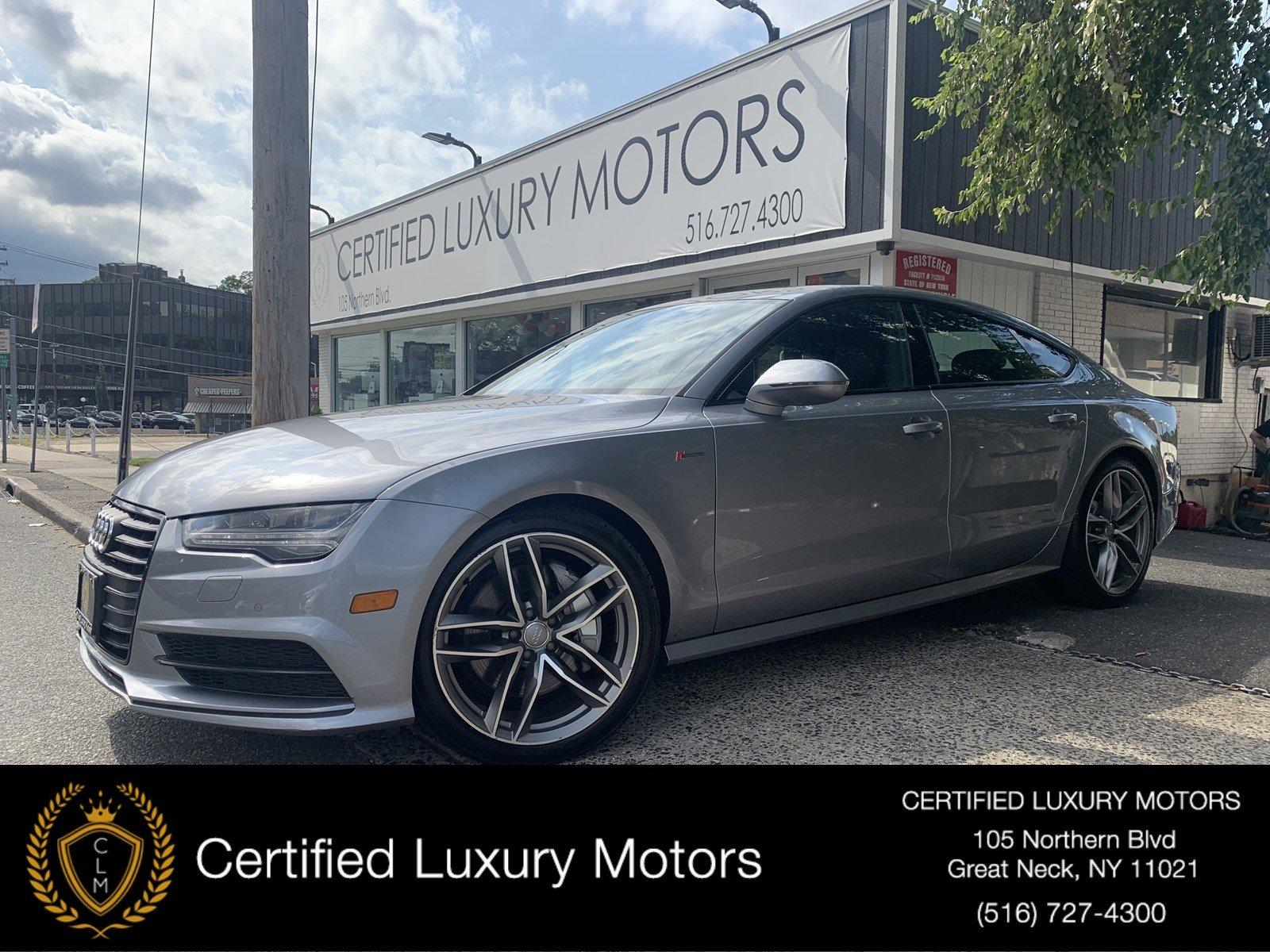 Used 2016 Audi A7 3.0 Premium Plus | Great Neck, NY