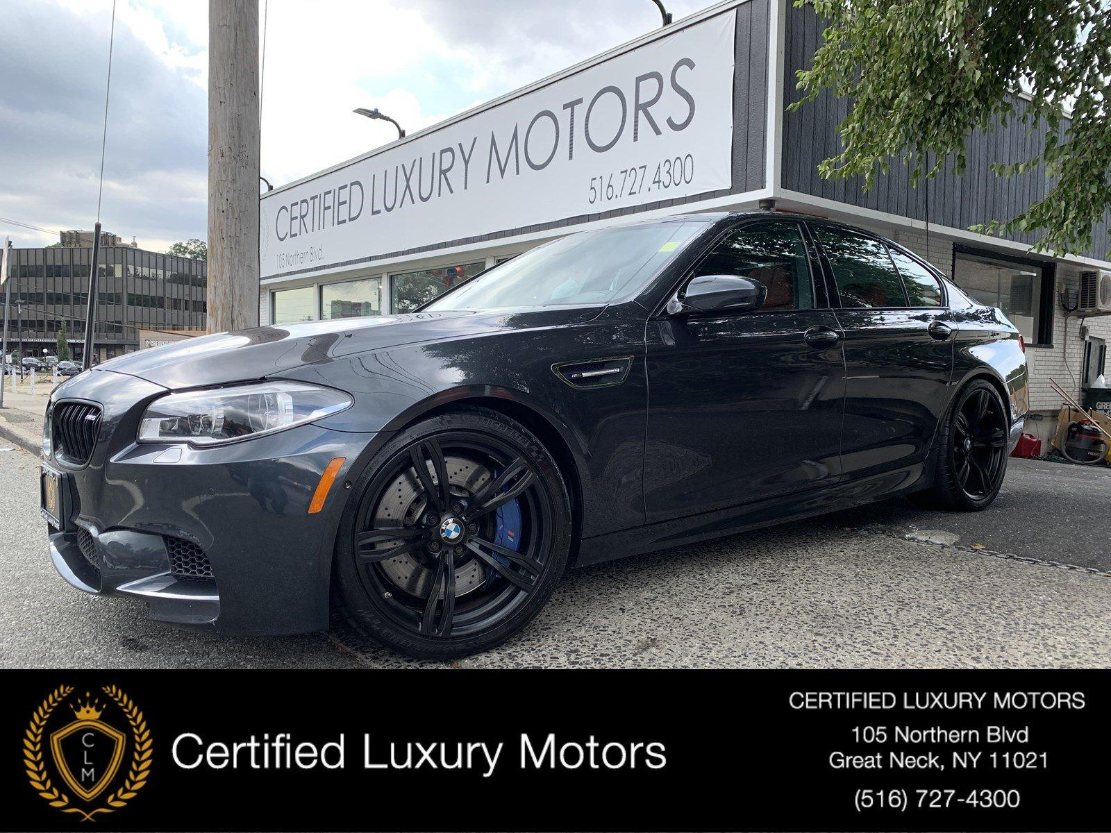 Used 2016 BMW M5  | Great Neck, NY