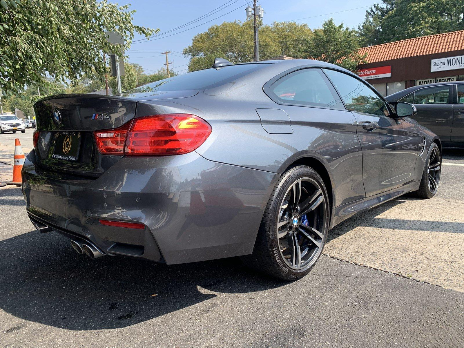 Used-2016-BMW-M4-(Loaded/Sunroof/24k-Miles!)