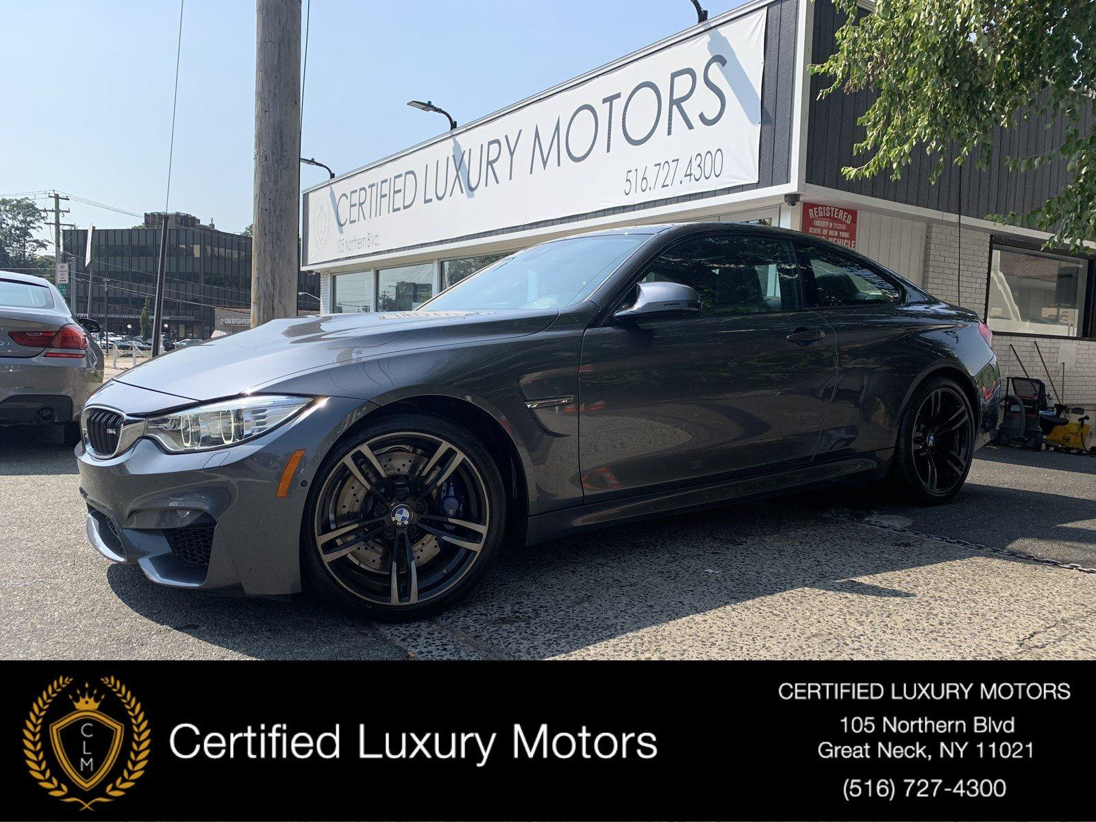 Used 2016 BMW M4 (Loaded/Sunroof/24k Miles!)  | Great Neck, NY