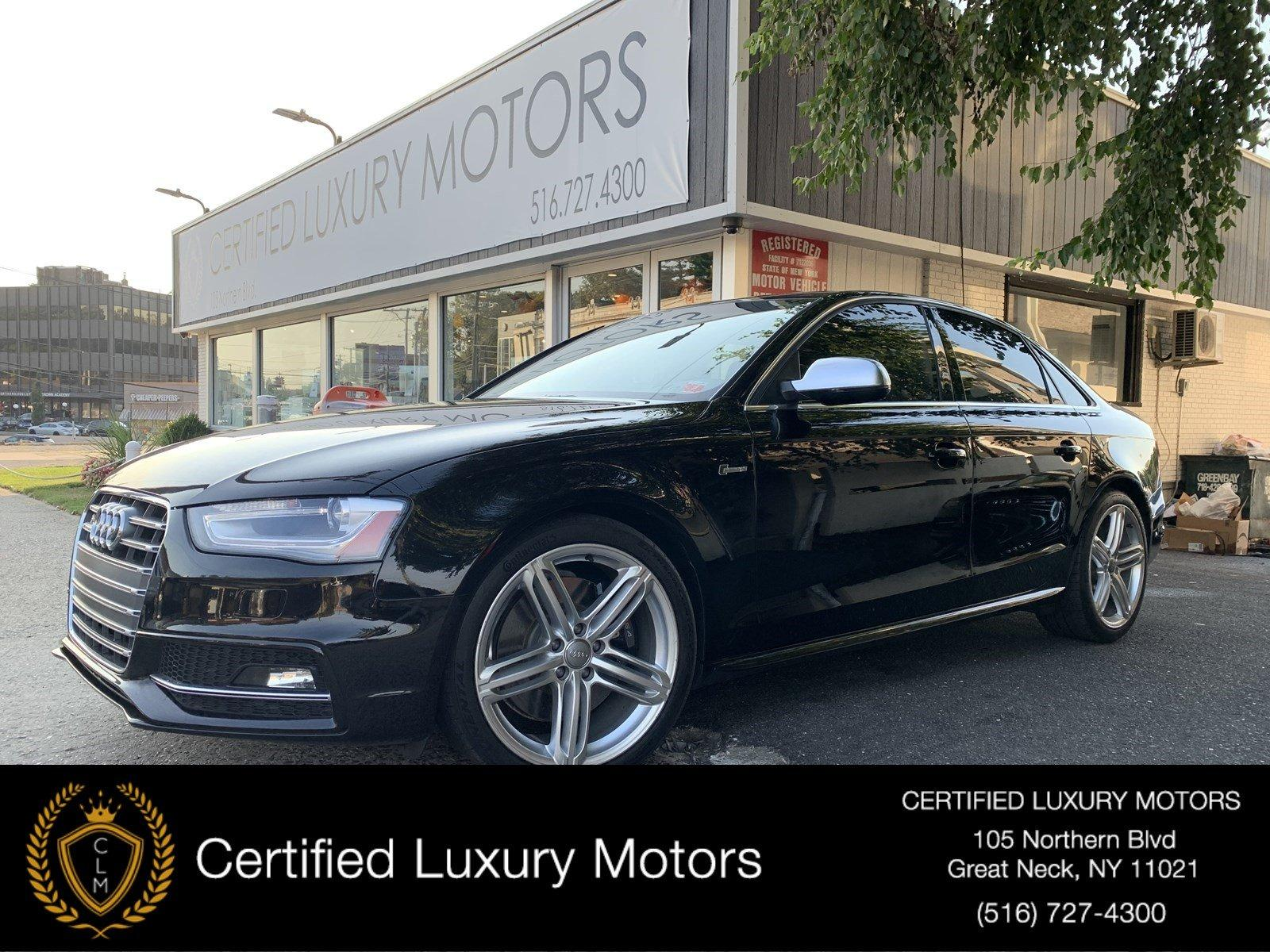 Used 2016 Audi S4 Premium Plus | Great Neck, NY