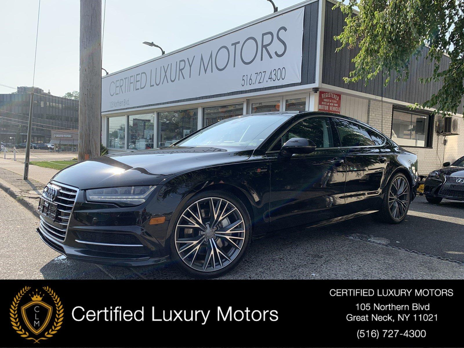 Used 2016 Audi A7 3.0 Prestige | Great Neck, NY
