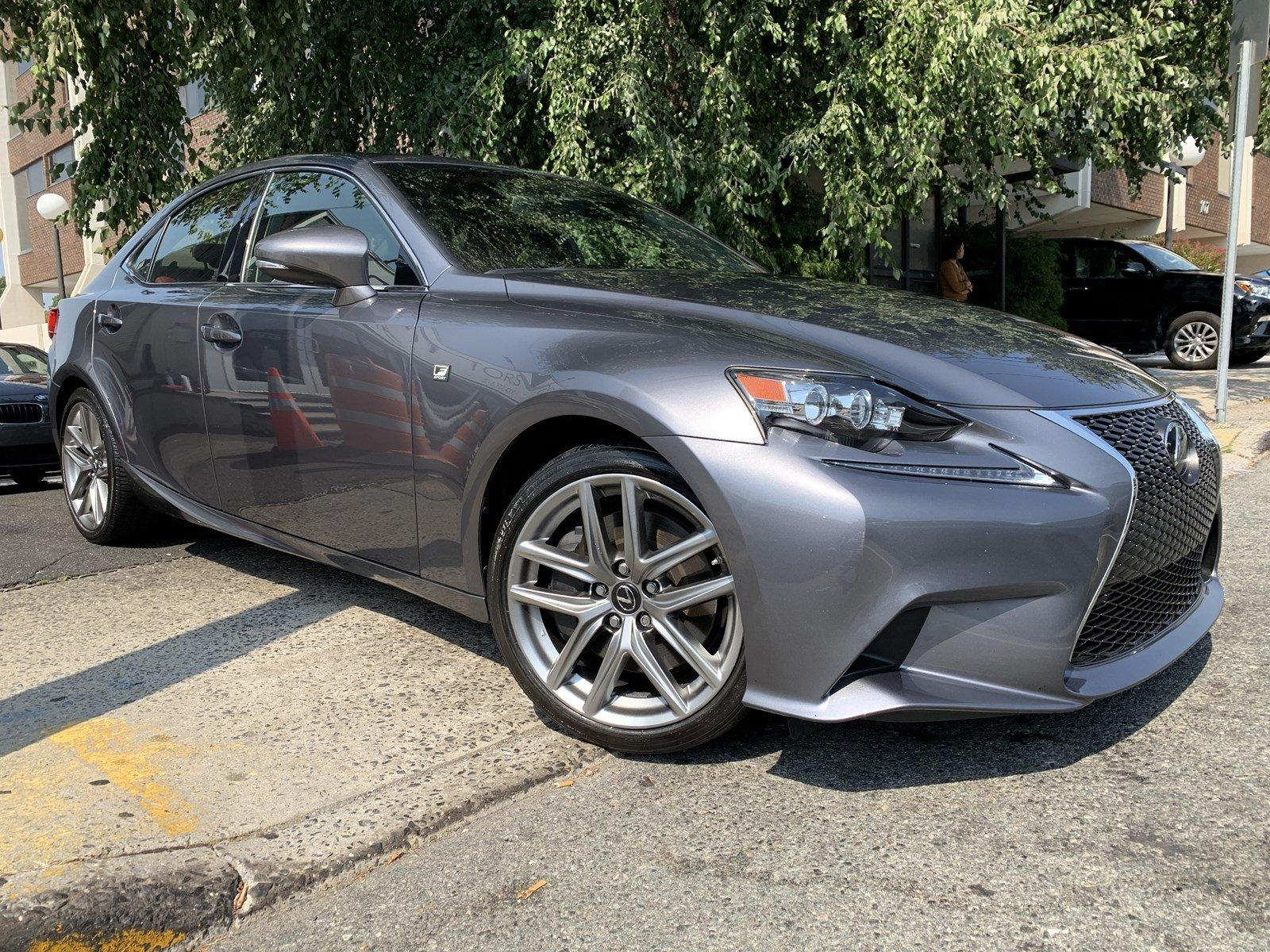 Used-2016-Lexus-IS-300-F-Sport-(Red-Interior)