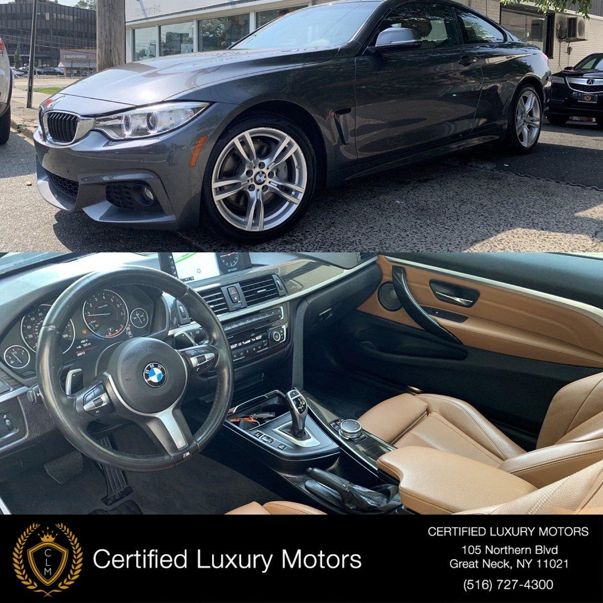 Used 2017 BMW 4 Series 430i xDrive (M-Sport) | Great Neck, NY