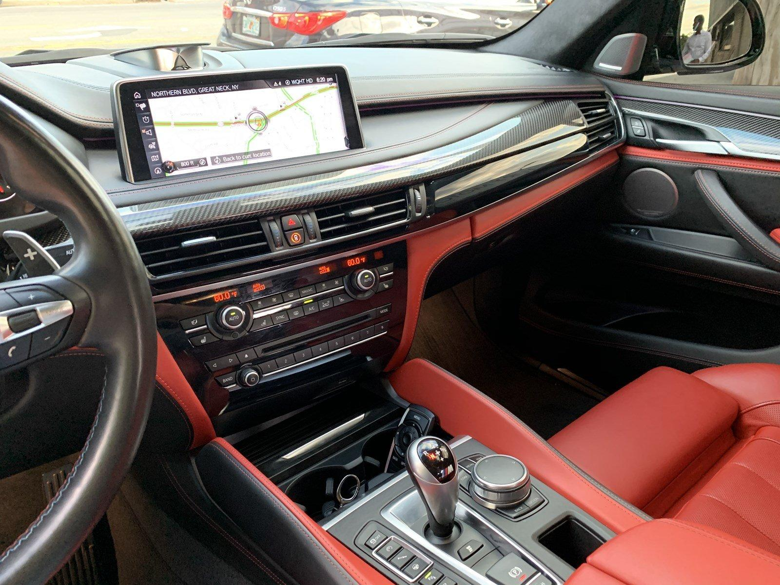 Used-2017-BMW-X6-M-(Red-Interior/-Entertainment-Pkg)