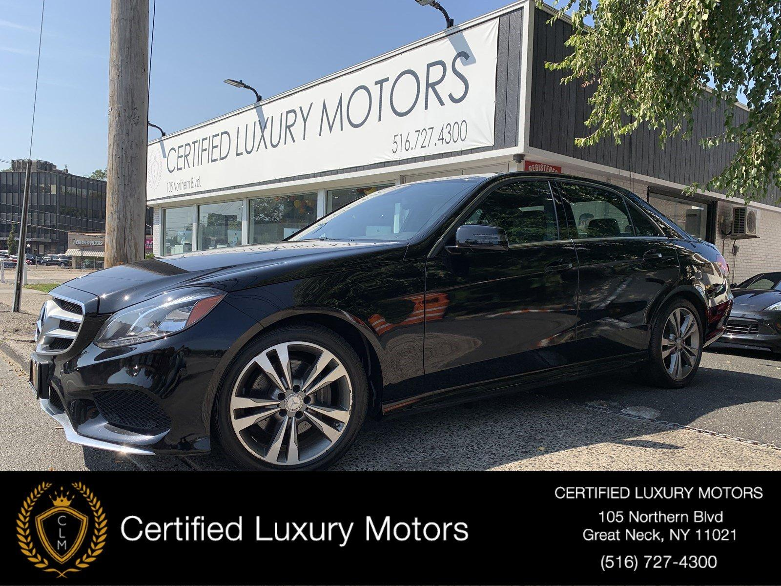 Used 2016 Mercedes-Benz E-Class E 350 Sport | Great Neck, NY