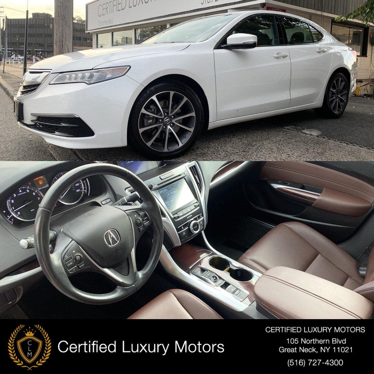 2016 Acura TLX V6 Stock # C0277 For Sale Near Great Neck